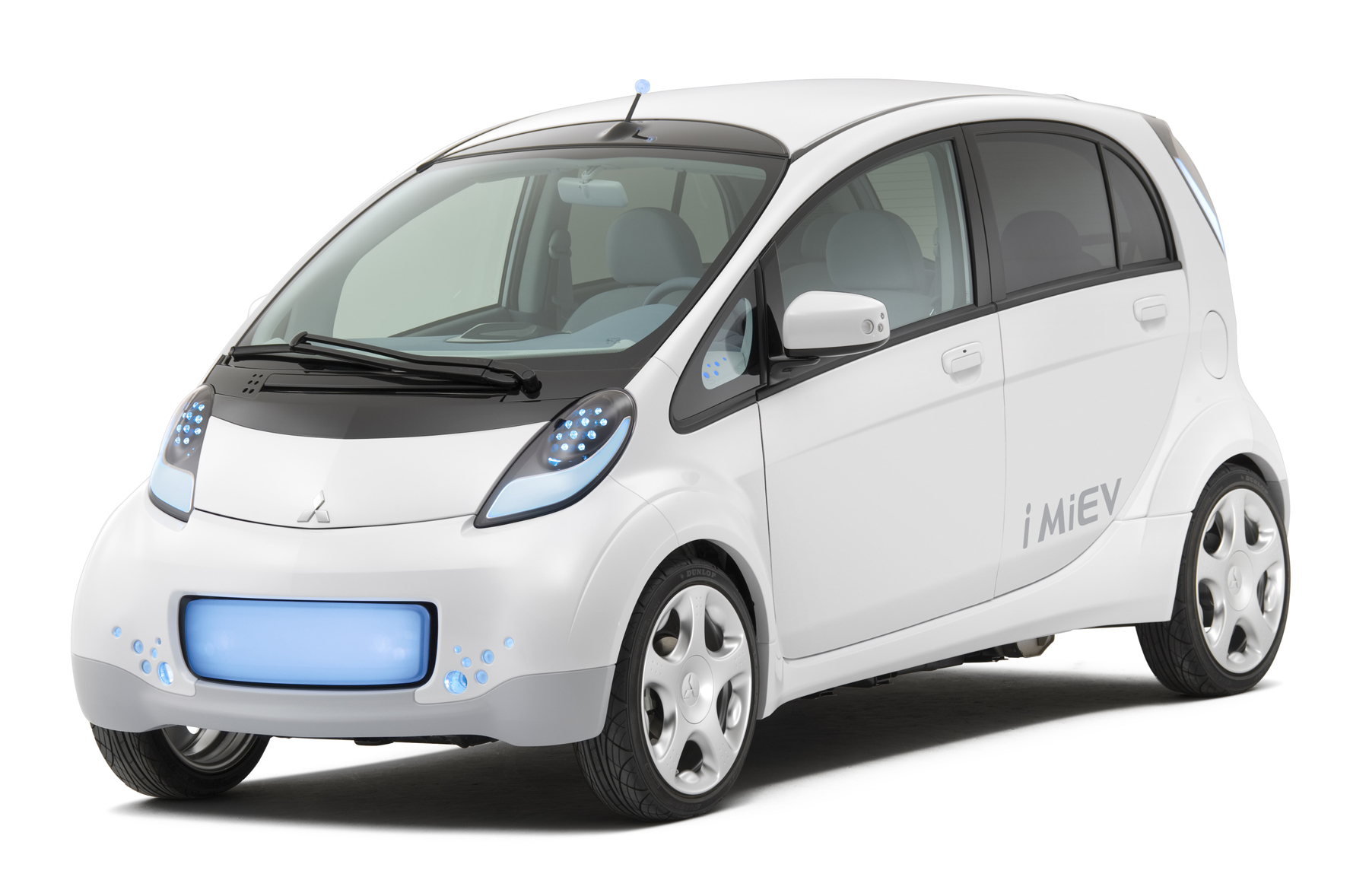 mitsubishi i miev will go on sale in december in europe. Black Bedroom Furniture Sets. Home Design Ideas