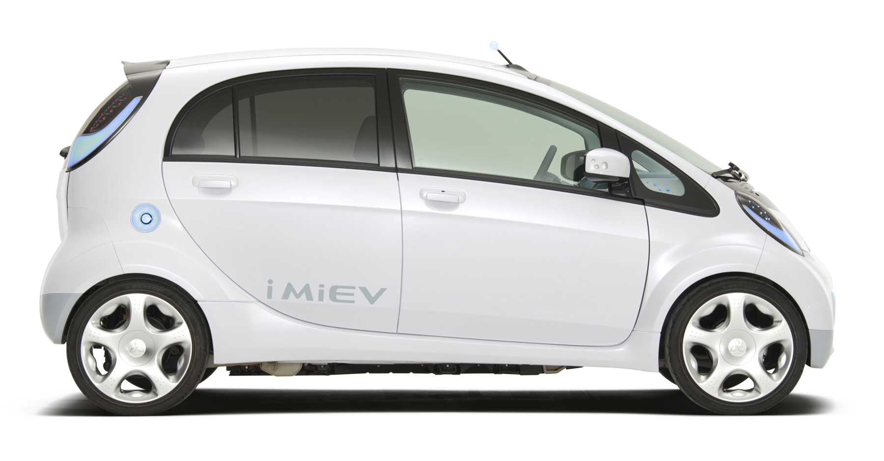 Mitsubishi I Miev Electric Car