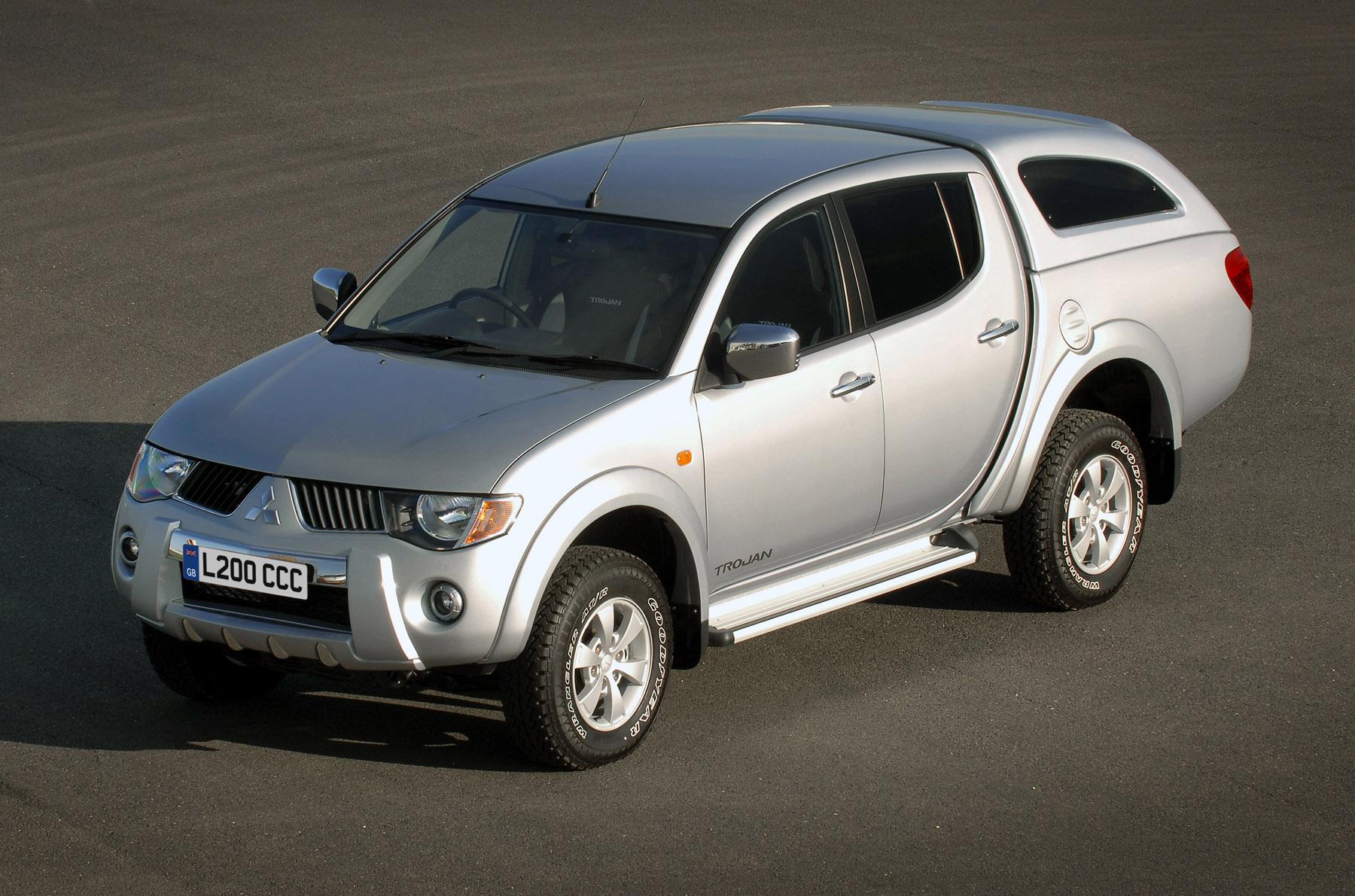 Mitsubishi New L200 2014 | Autos Weblog