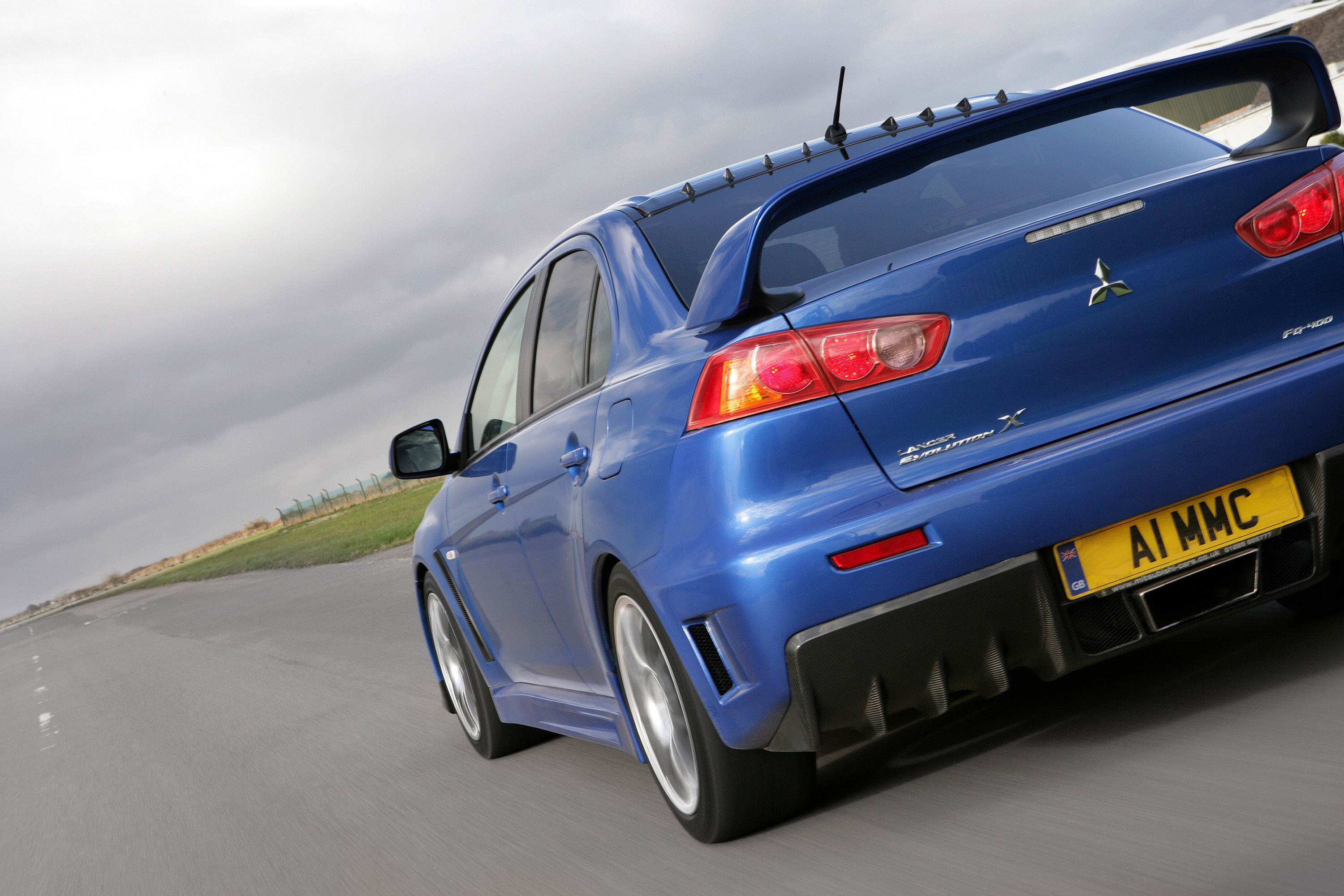 Mitsubishi Lancer Evolution X Fq 400 Picture 21116