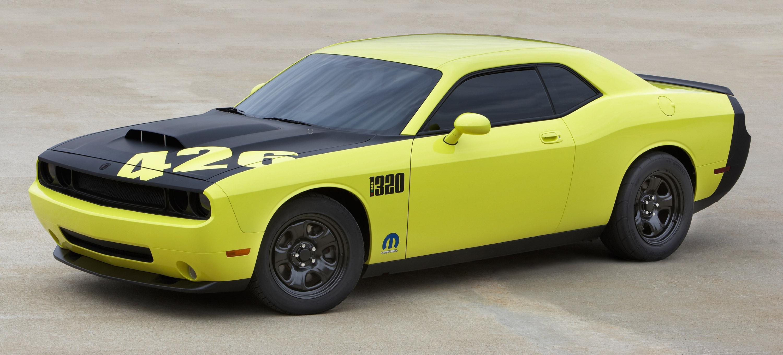 Chrysler Group At Sema 2009