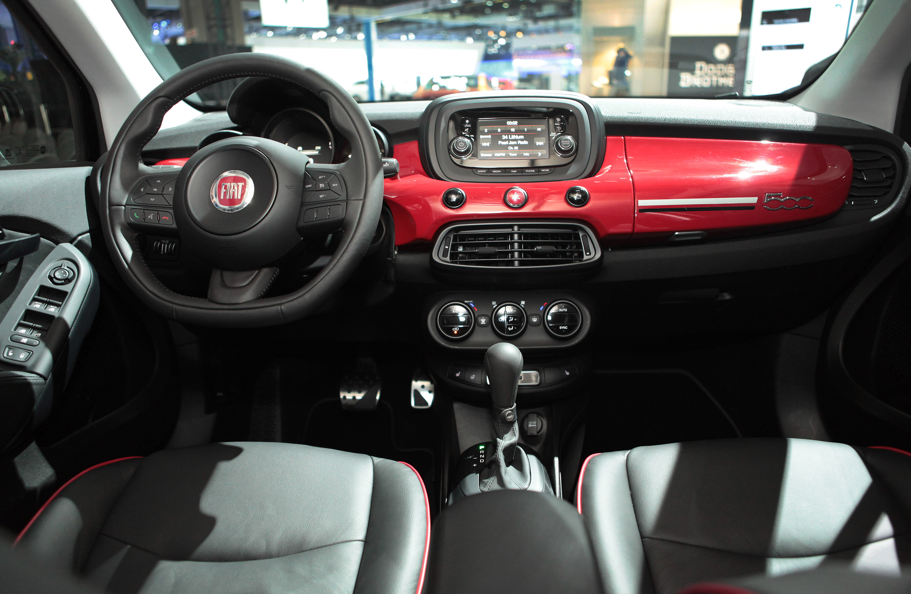 interior fiat wallpaper