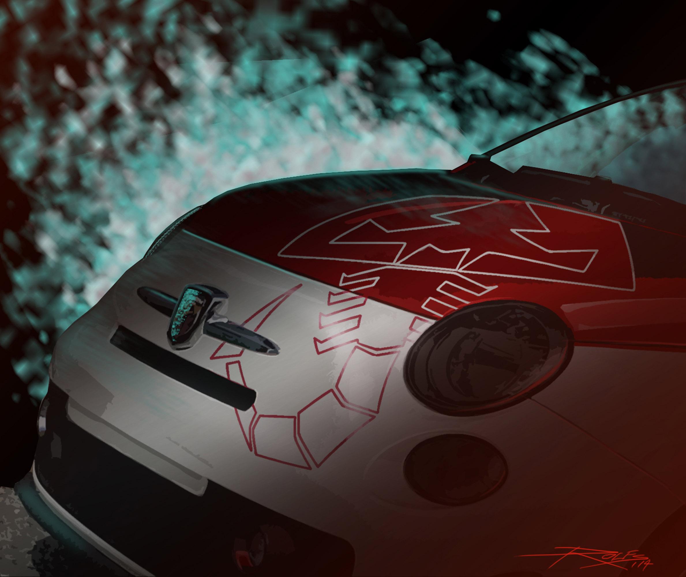 2018 Maserati Levante Shtorm by LARTE Design 4K Wallpaper