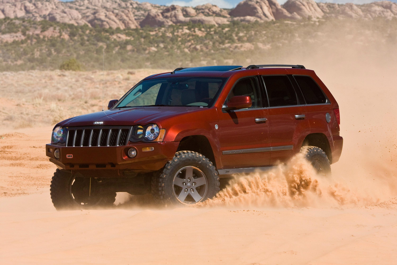 Mopar With Six Customized Vehicles At Moab Jeep Safari 2009