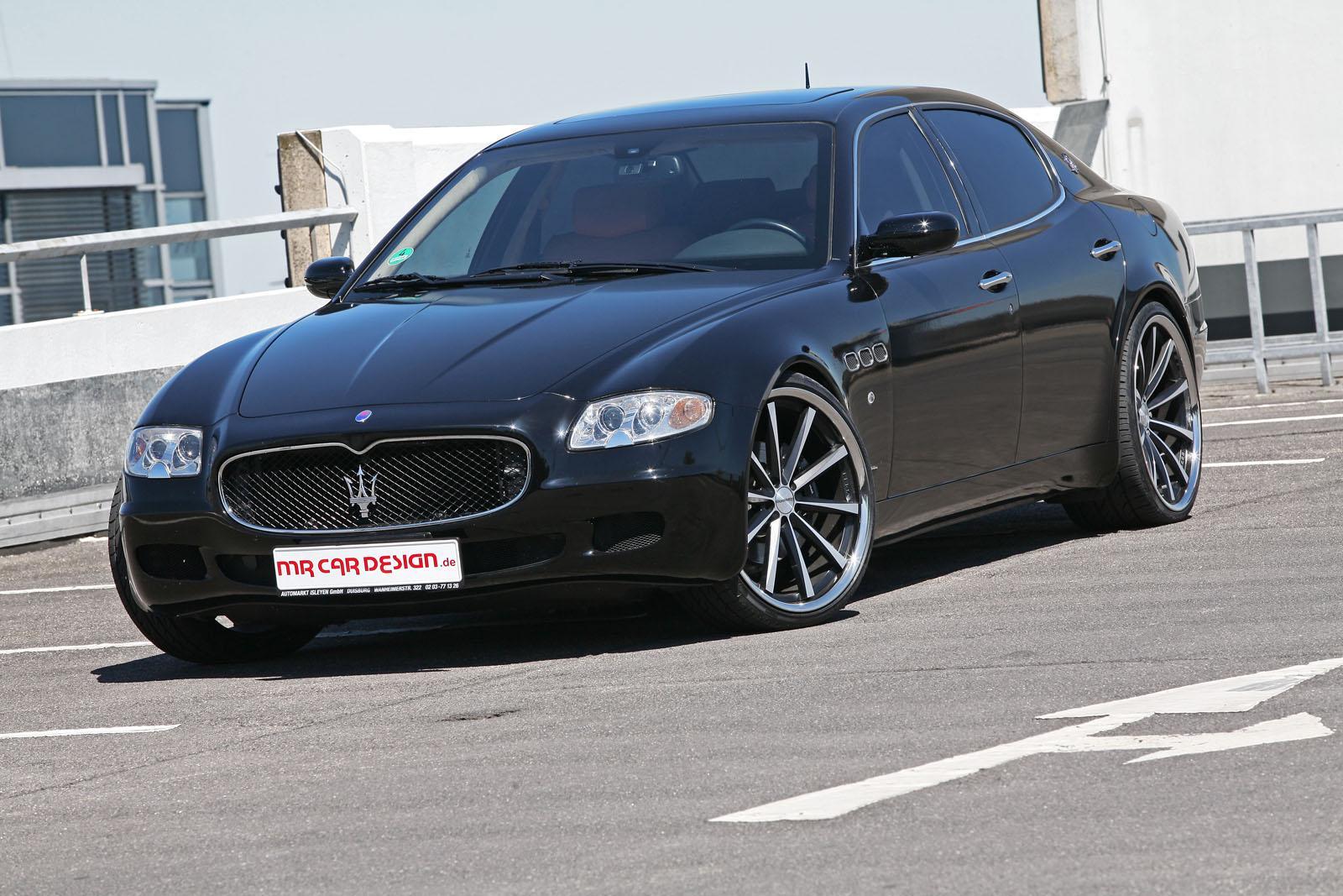 Mr Car Design Maserati Quattroporte Picture 54974