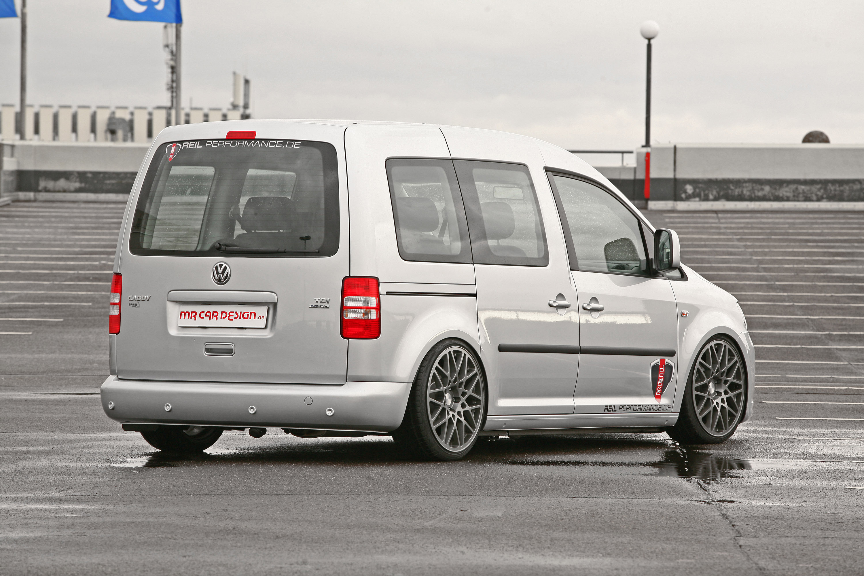 Mr Car Design Volkswagen Caddy Picture 63556