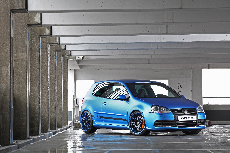 How To Check Transmission >> MR Car Design Volkswagen Golf VI R32