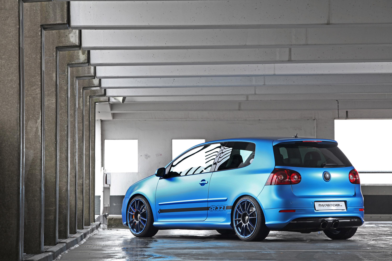 Mr Car Design Volkswagen Golf Vi R32