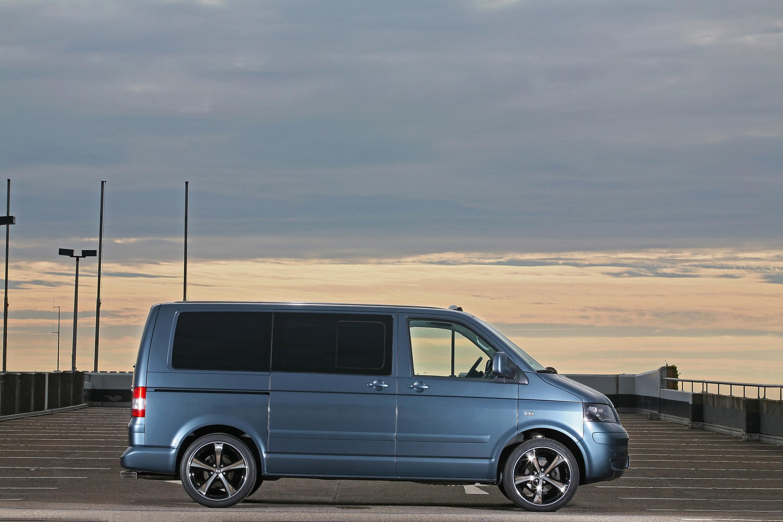 MR Car Design reworks the VW T5