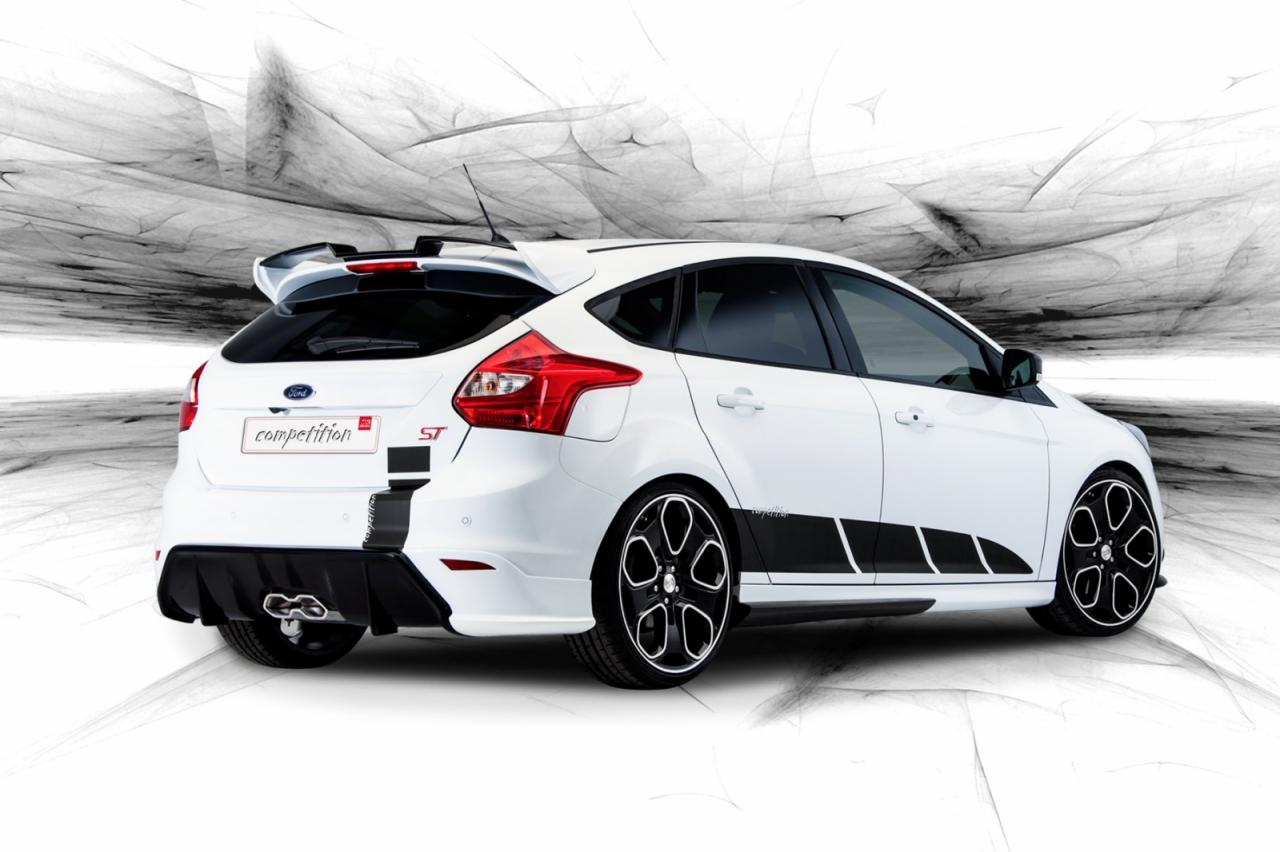 Ford Focus Wheels And Tires >> MS Design Ford Focus ST - Styling Upgrades