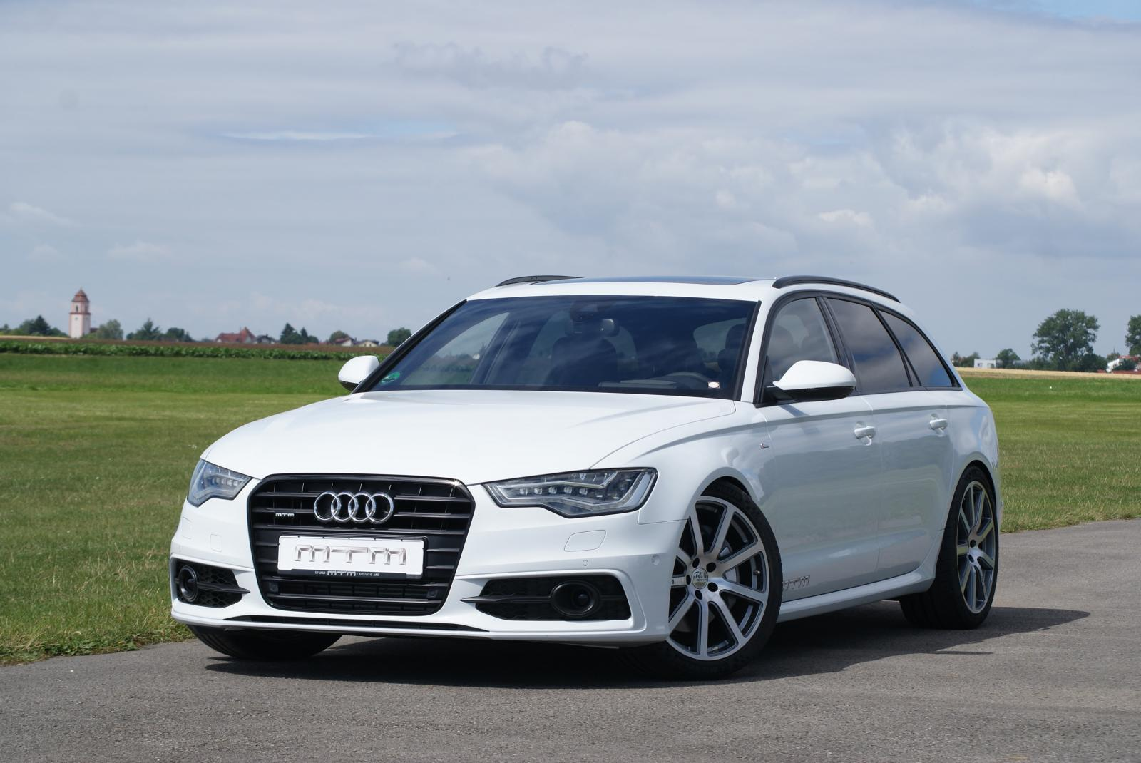 Mtm Tuning Package For Audi A6 3 0 Bitdi