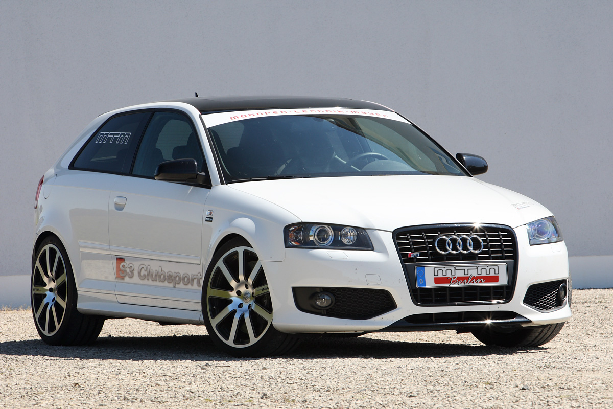 Fastest Mtm Audi S3 8p With Amazing 380bhp
