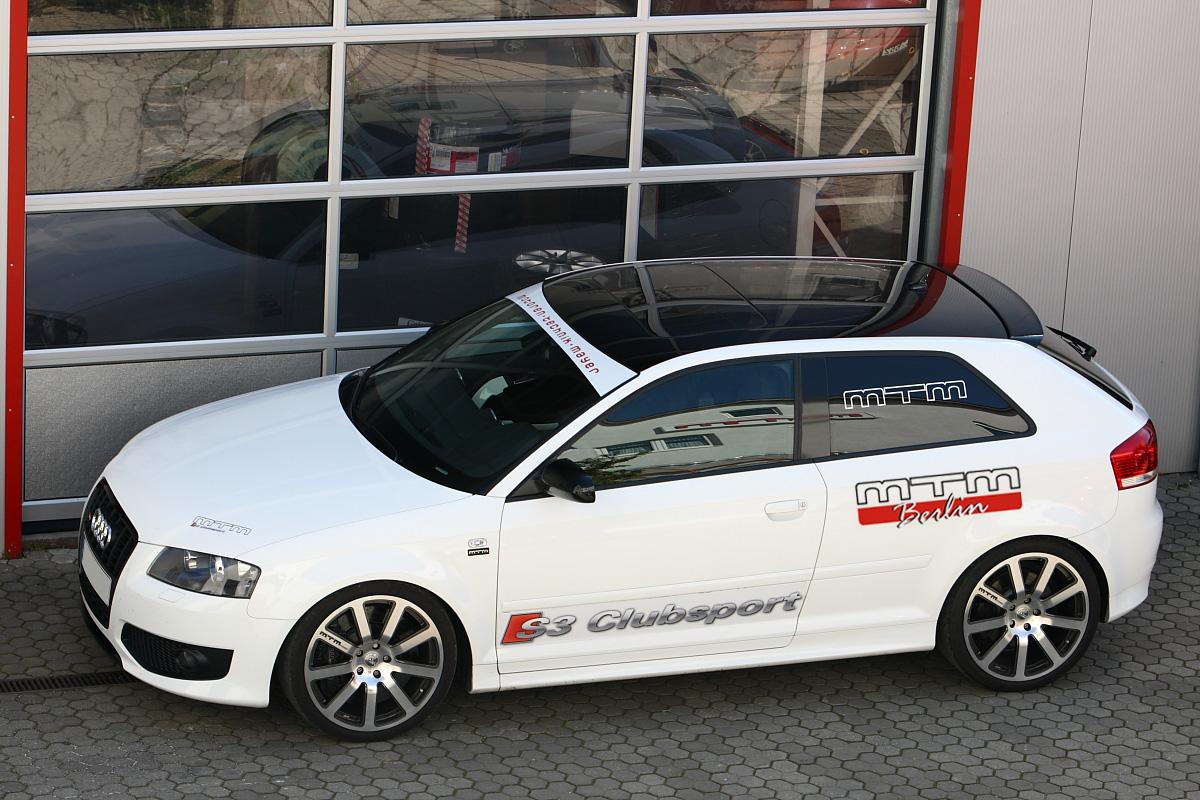 Fastest Mtm Audi S3 8p With Amazing 380bhp