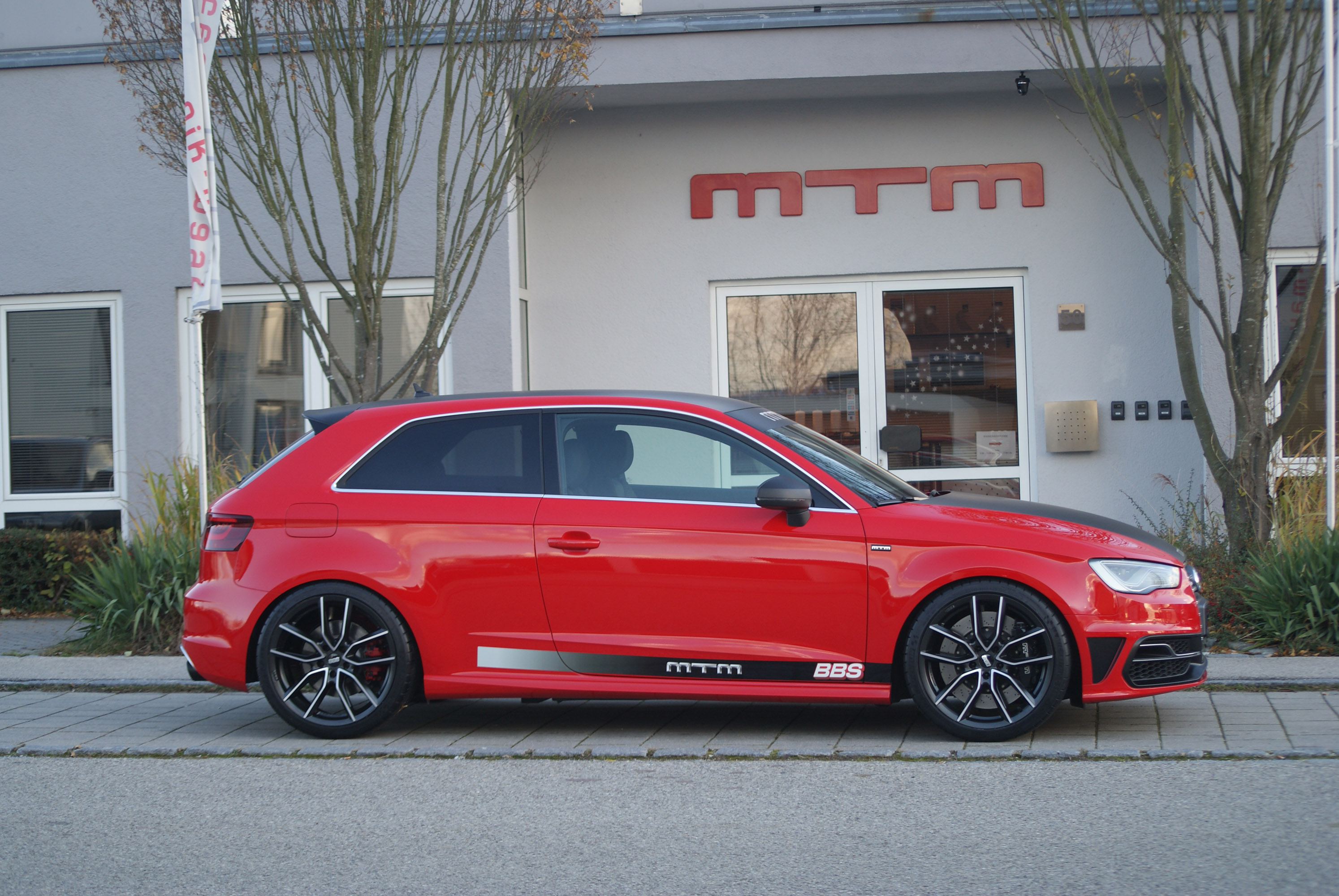 Mtm Audi S3 With Bbs Xa Wheels Picture 91709