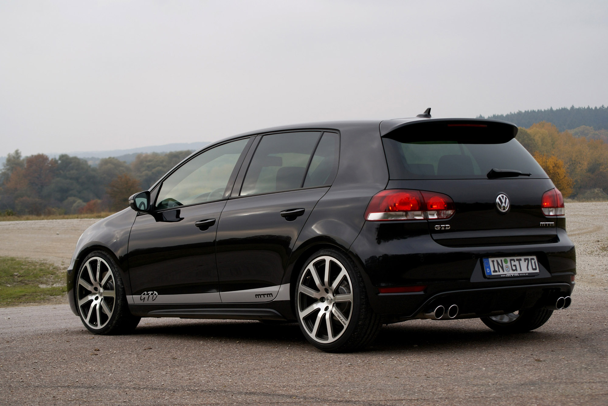 Vw Golf 6 Gtd By Mtm