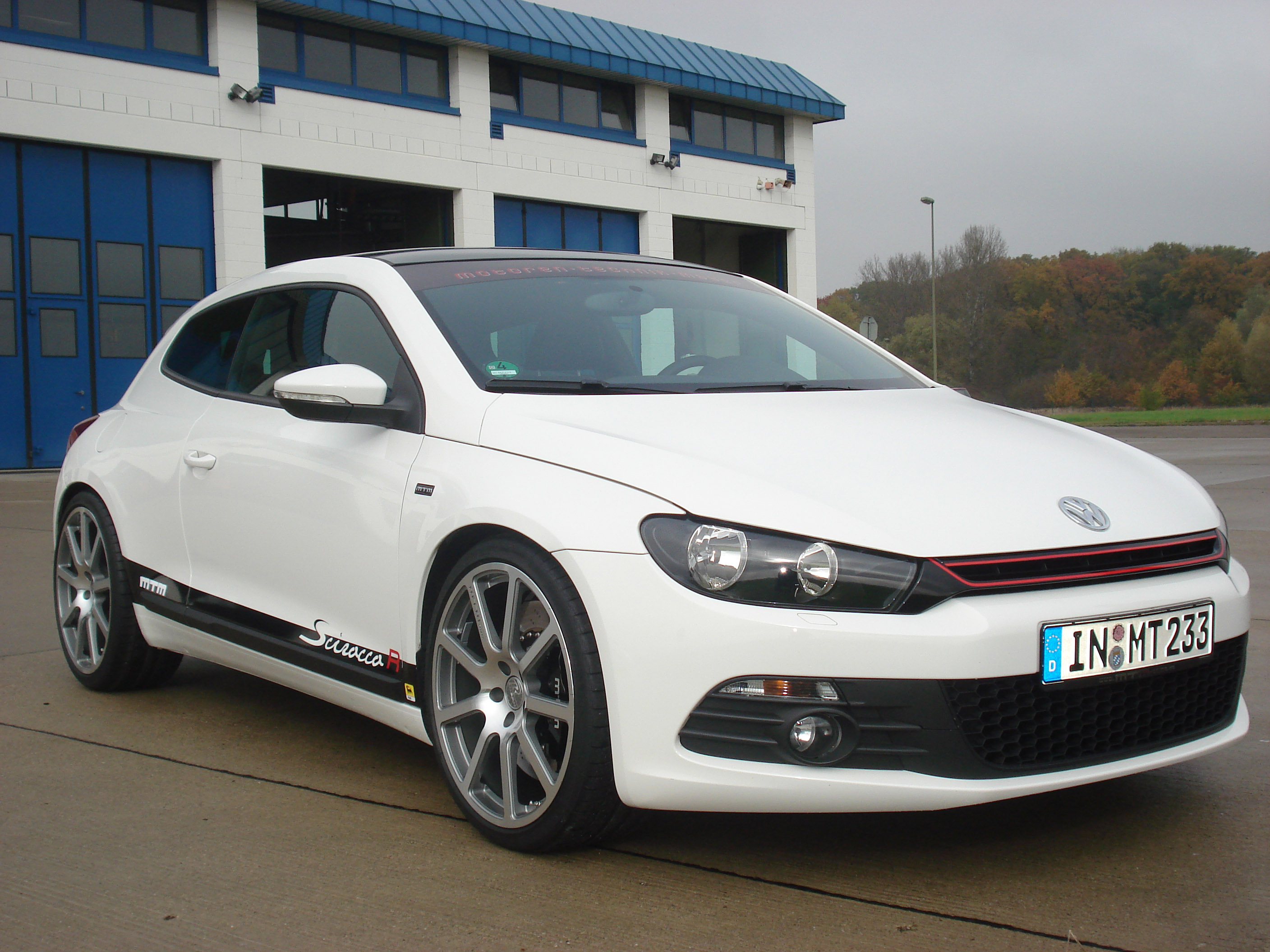 Mtm Vw Scirocco R Picture 10513