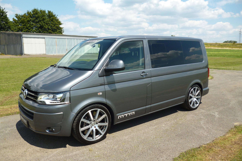 Mtm T400 Based On Volkswagen T5 Multivan Comfortline