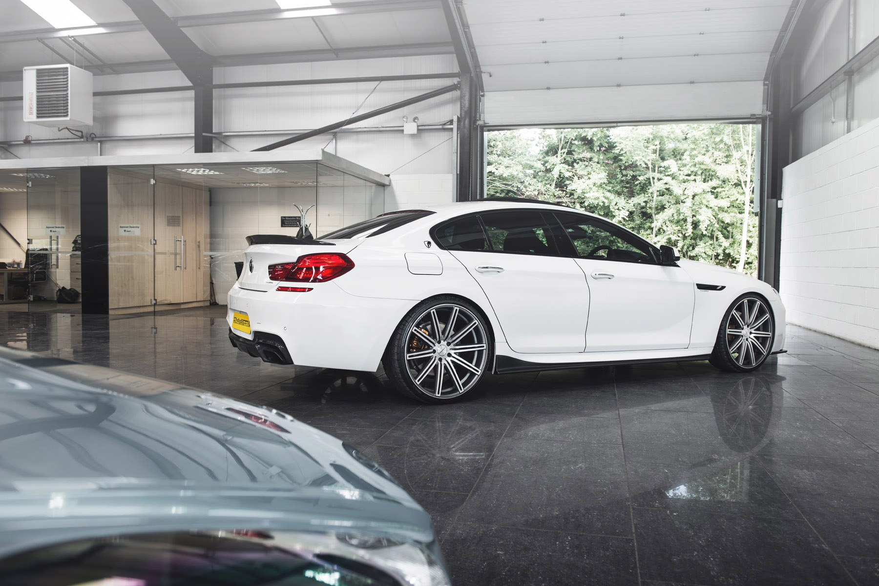 Mulgari BMW 6Series Gran Coupe SV 640d