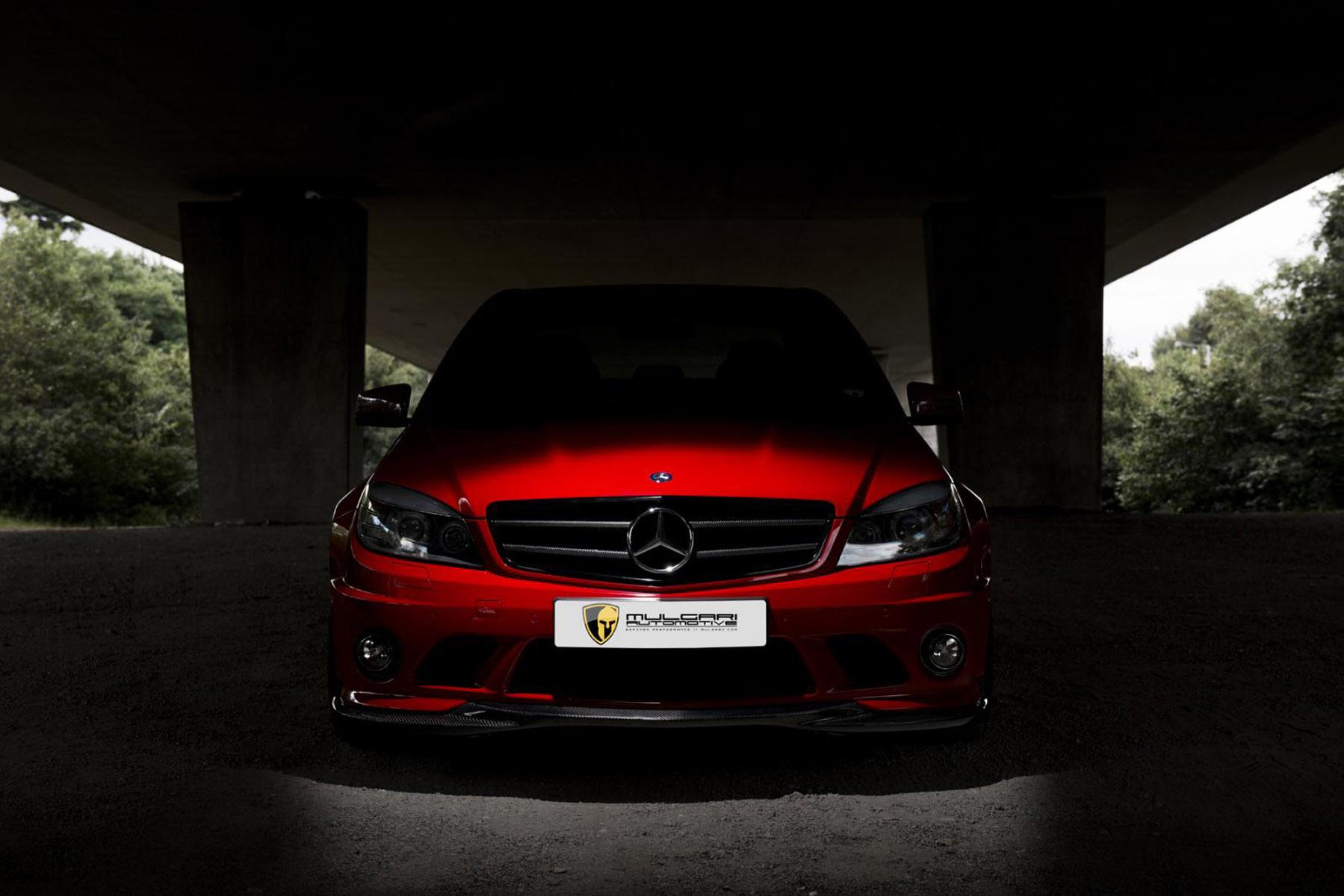 Mulgari Mercedes Benz C63 Amg Picture 90340
