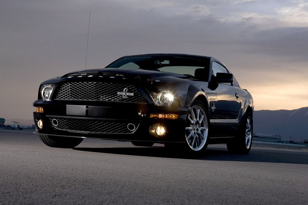 Mustang Shelby Gt 500 Kr Picture 32919