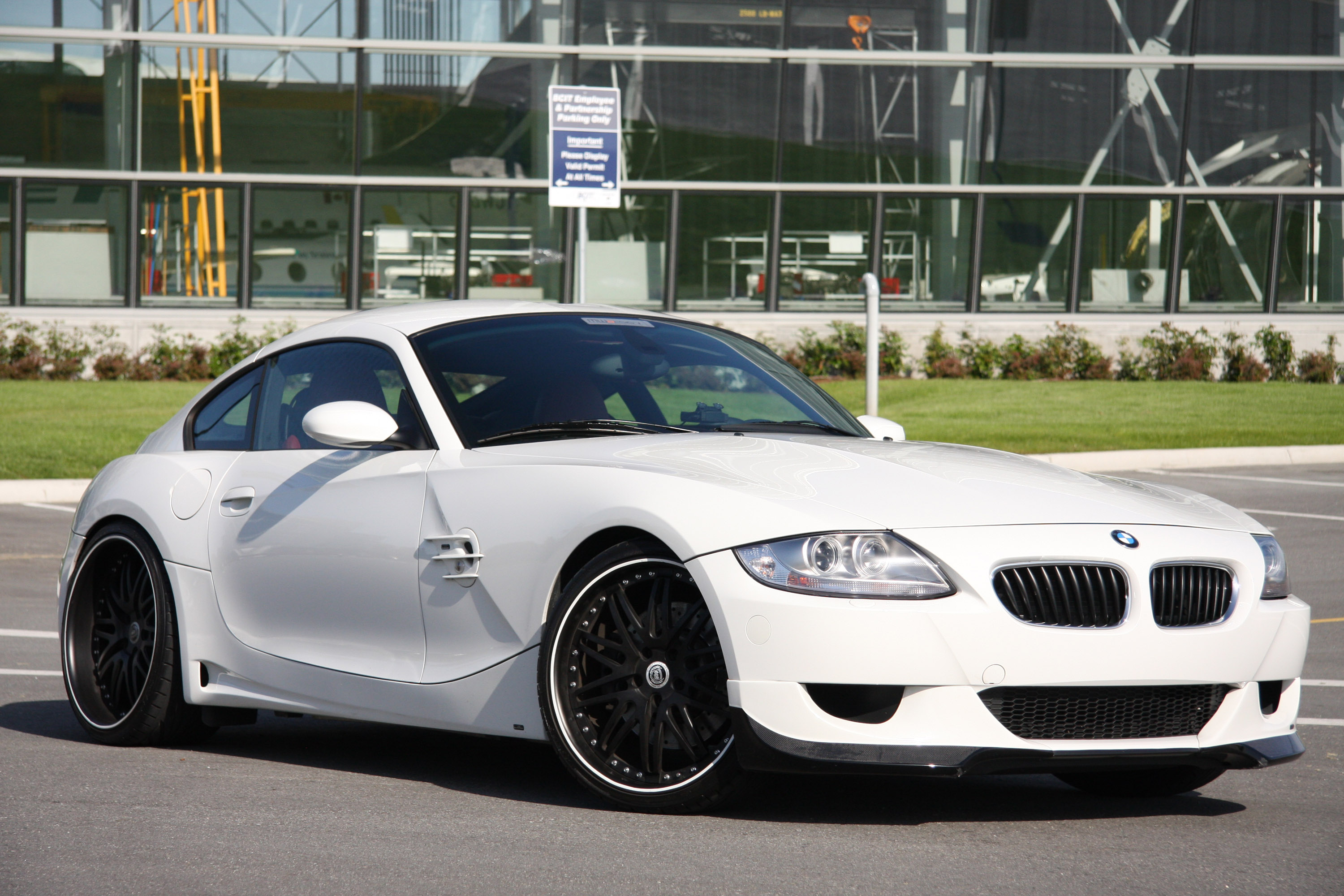 Mwdesign Bmw Z4 M Coupe Picture 25123