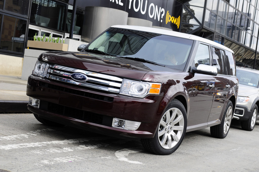 Ford Flex Racks Up Impressive List Of Honors