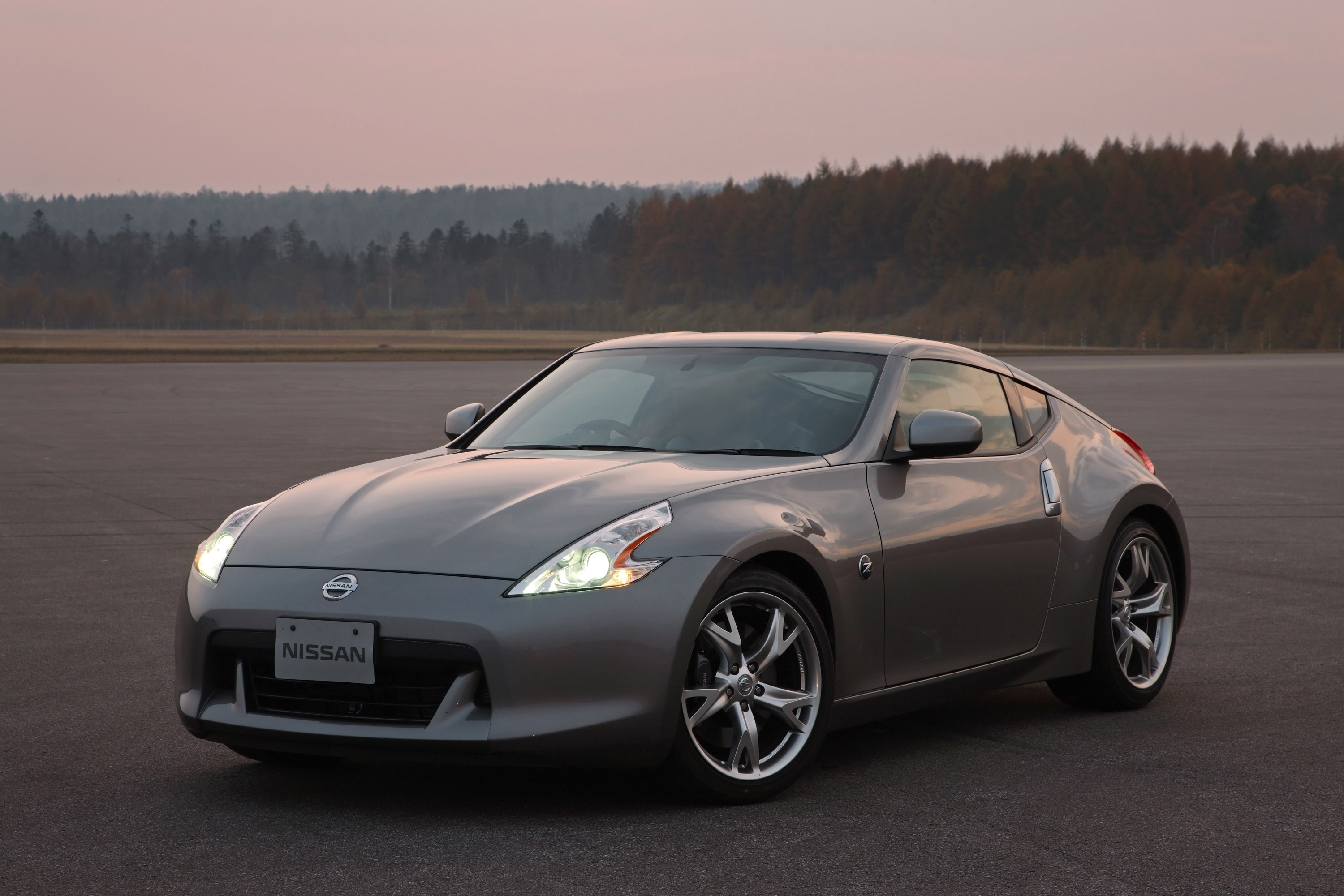 Nissan Releases New Fairlady Z