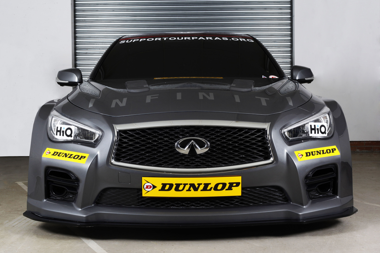 2017 Infiniti Q50 Specs >> Two NGTC Infiniti Q50 Race Cars Enter the BTCC in 2015