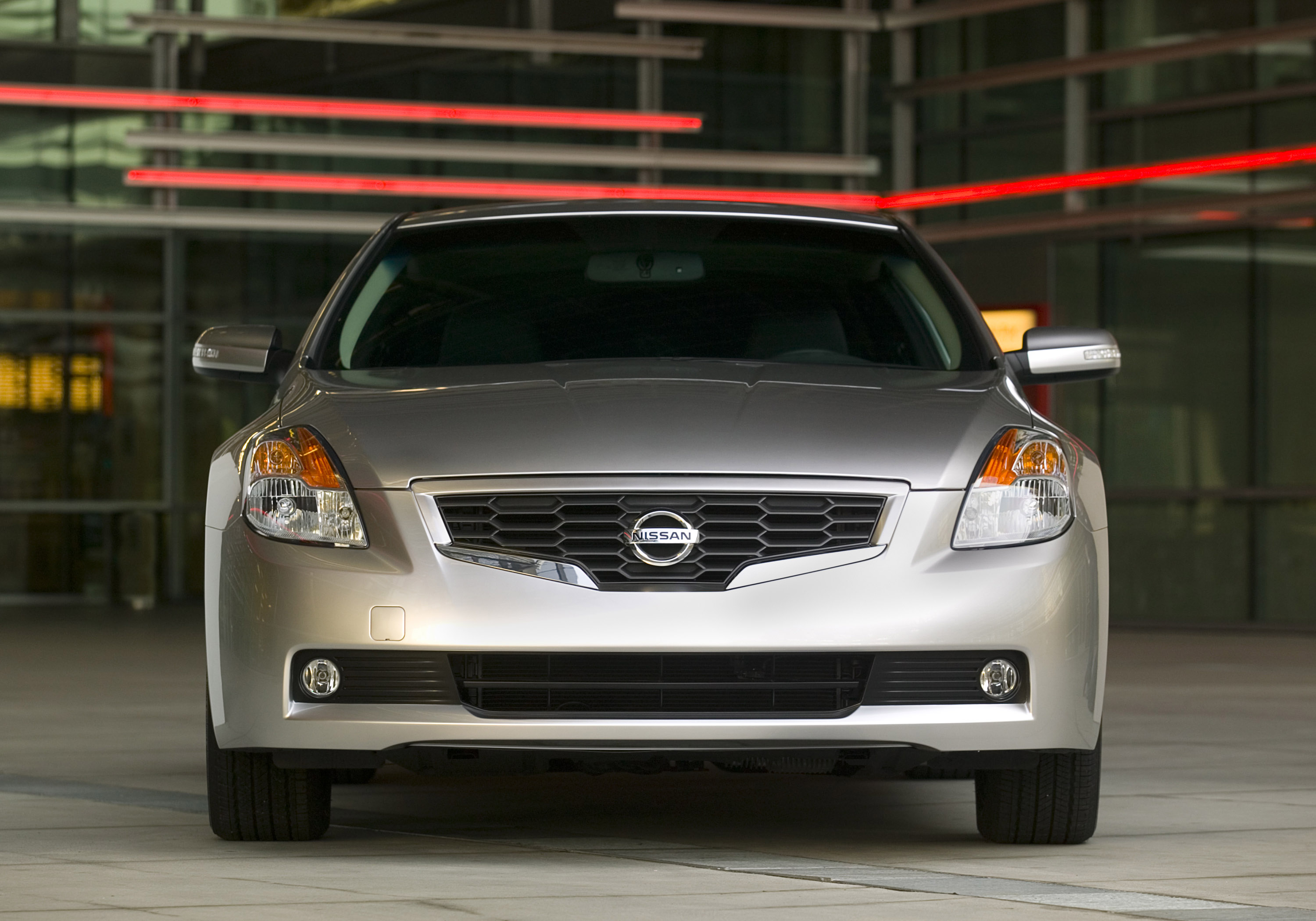 2009 Nissan Altima Coupe Demands Attention With Aggressive