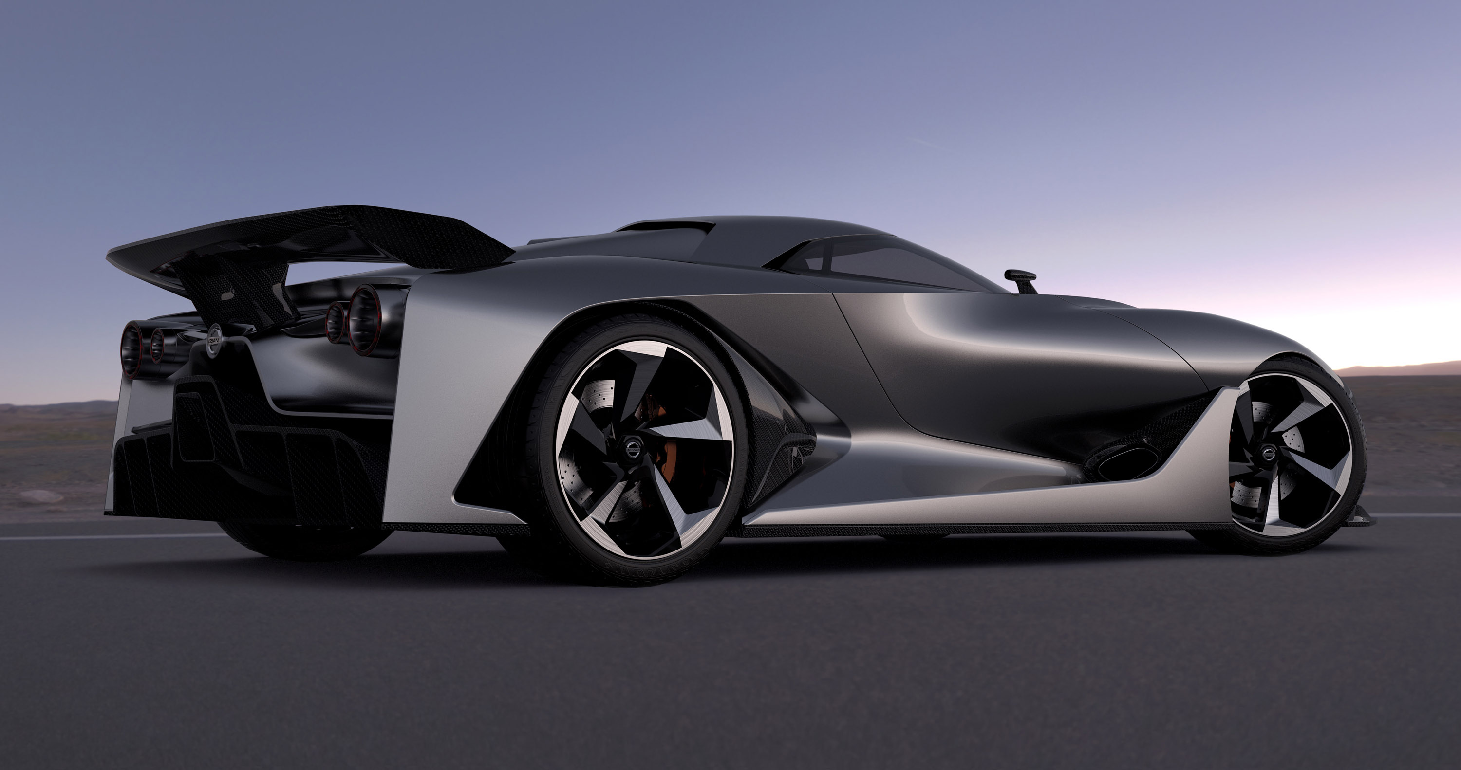 Alfa img - Showing > BMW Concept Car 2020