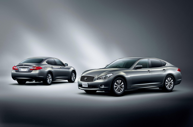 2009 Nissan Fuga price announced
