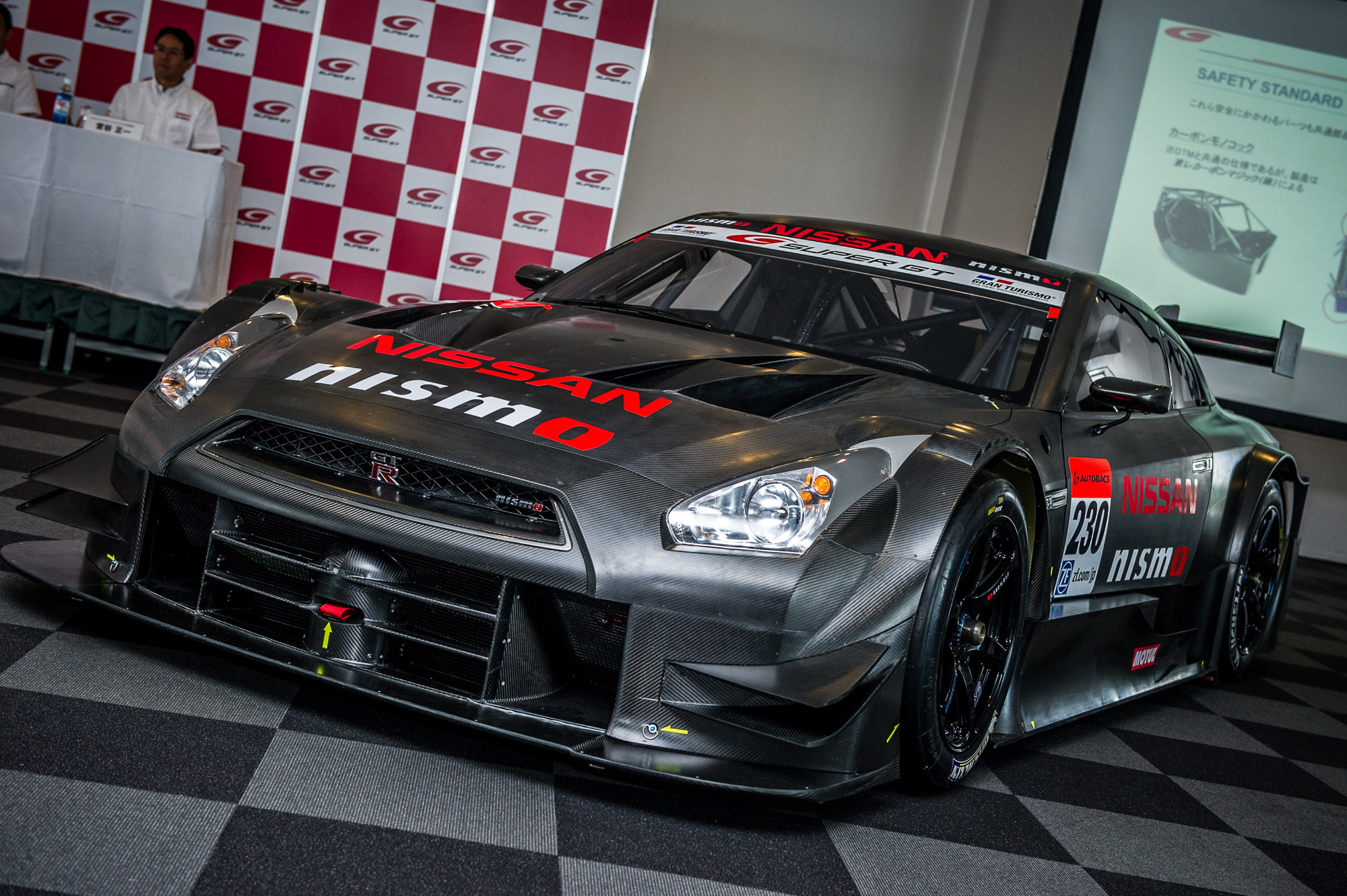 Nissan GT-R NISMO GT500 To Compete In 2014 Super GT GT500 ...