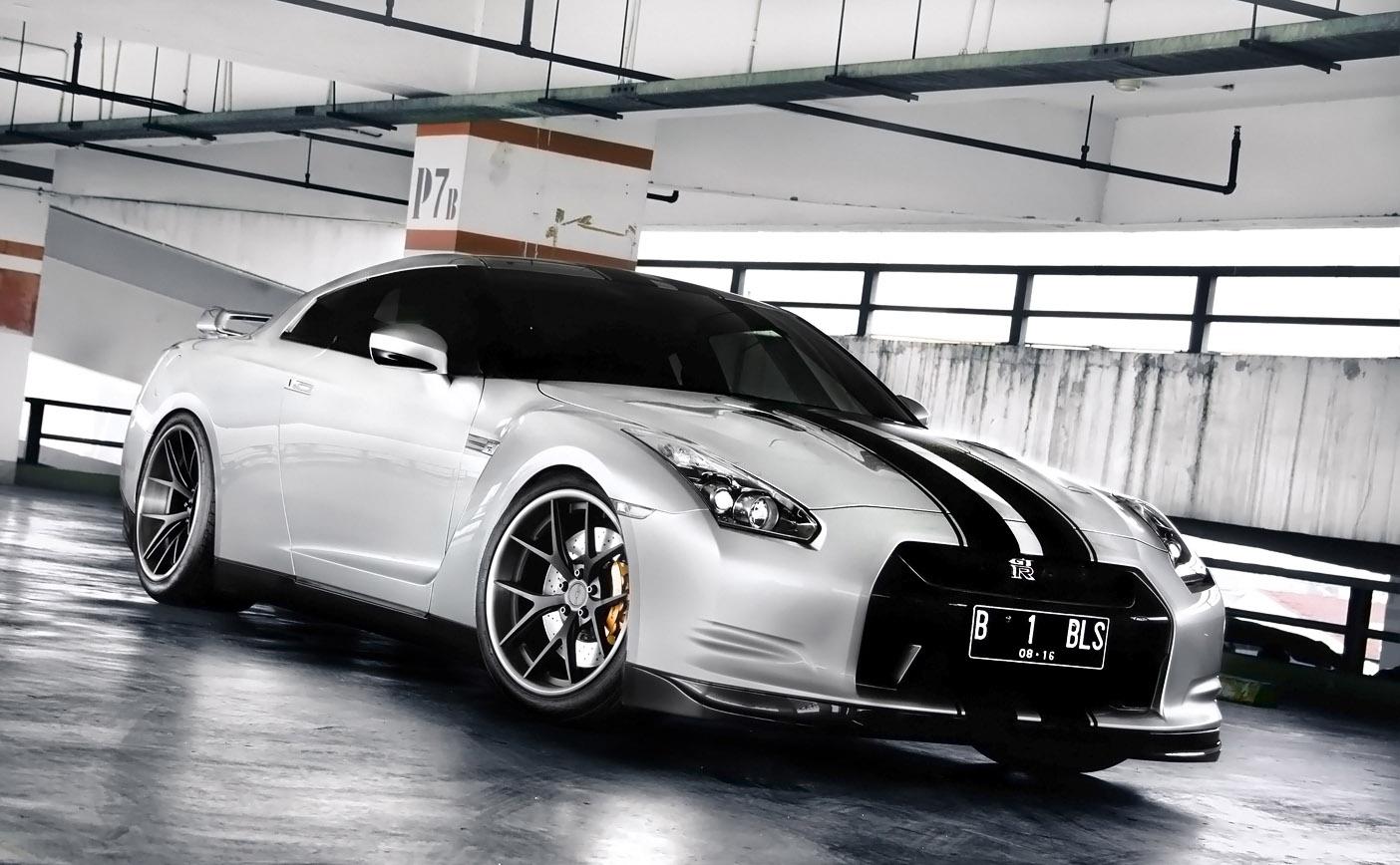 Pur Wheels On Nissan Gt R