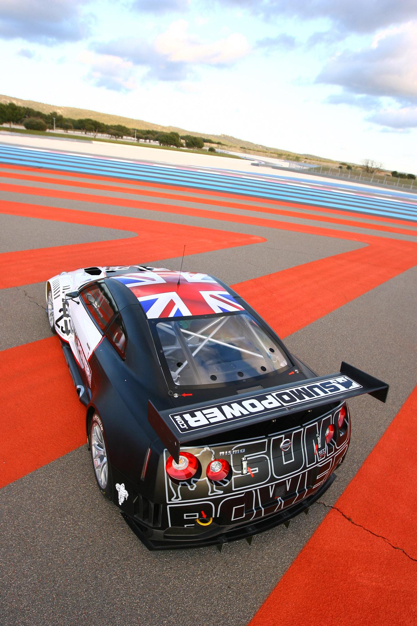 Nissan Gt R Sumo Power Gt Picture 1 日産 Gtr レースカー スカイライン