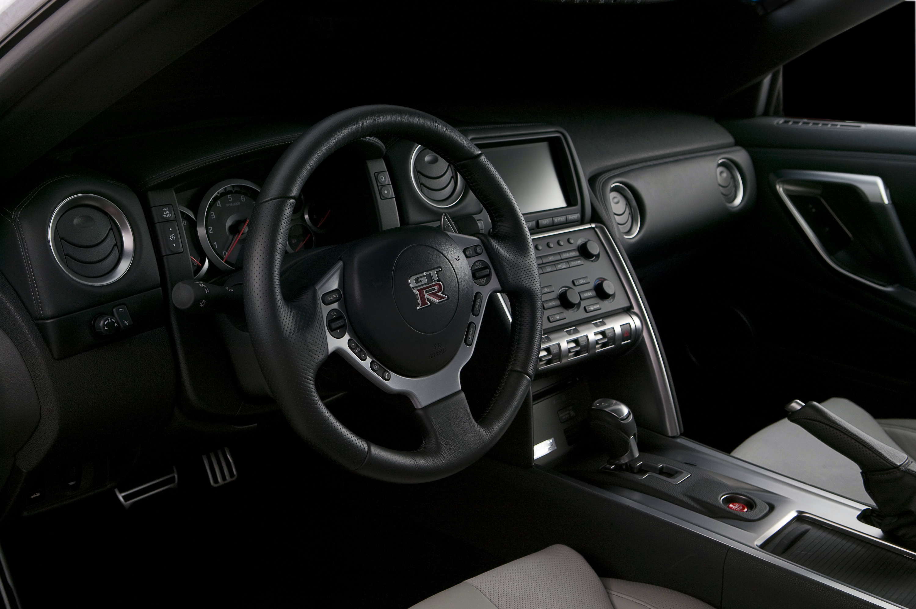 Nissan Gtr 35 Picture 33321