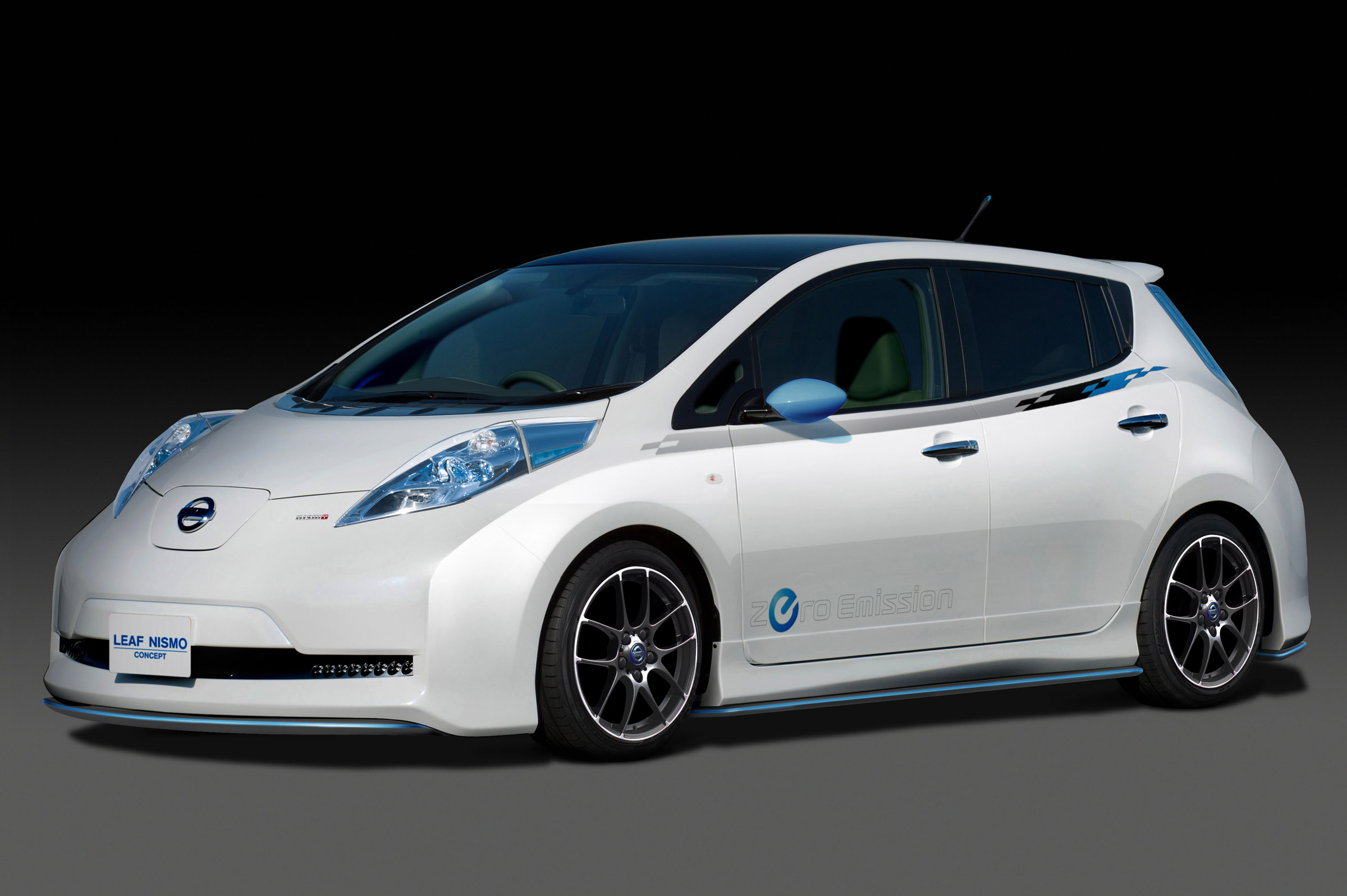 Nissan Leaf Nismo Picture 62434