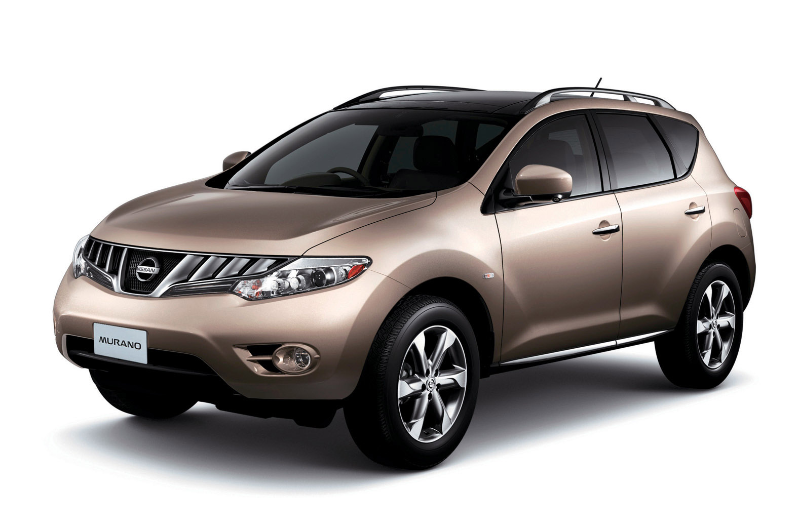 Nissan Launches New Murano Crossover Suv