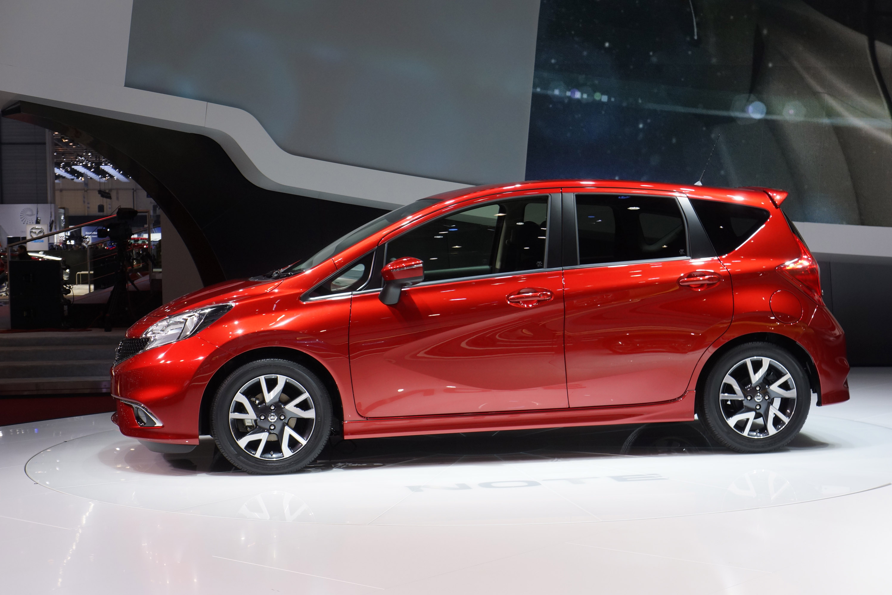 Nissan Note Geneva 2013 Picture 82287