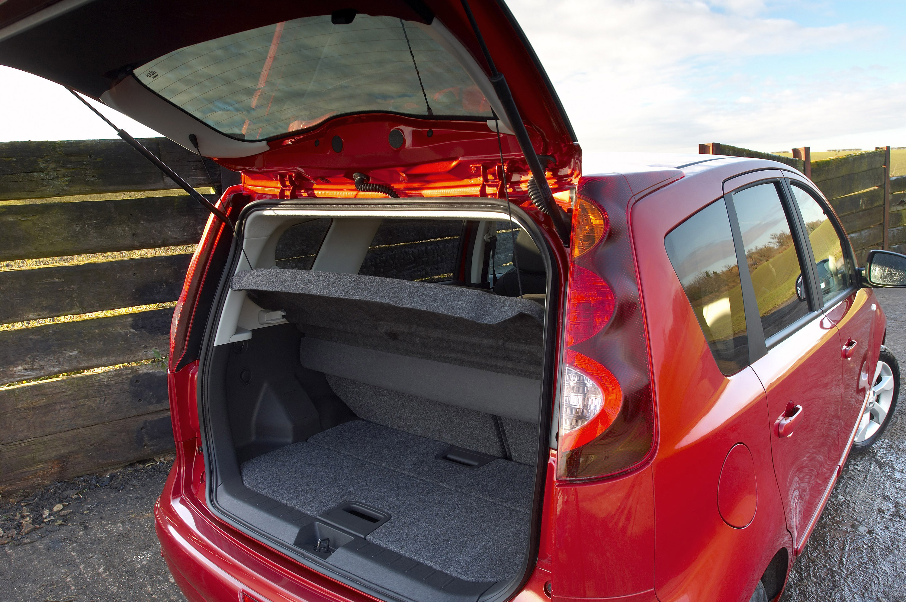Nissan: Note the changes for 2009