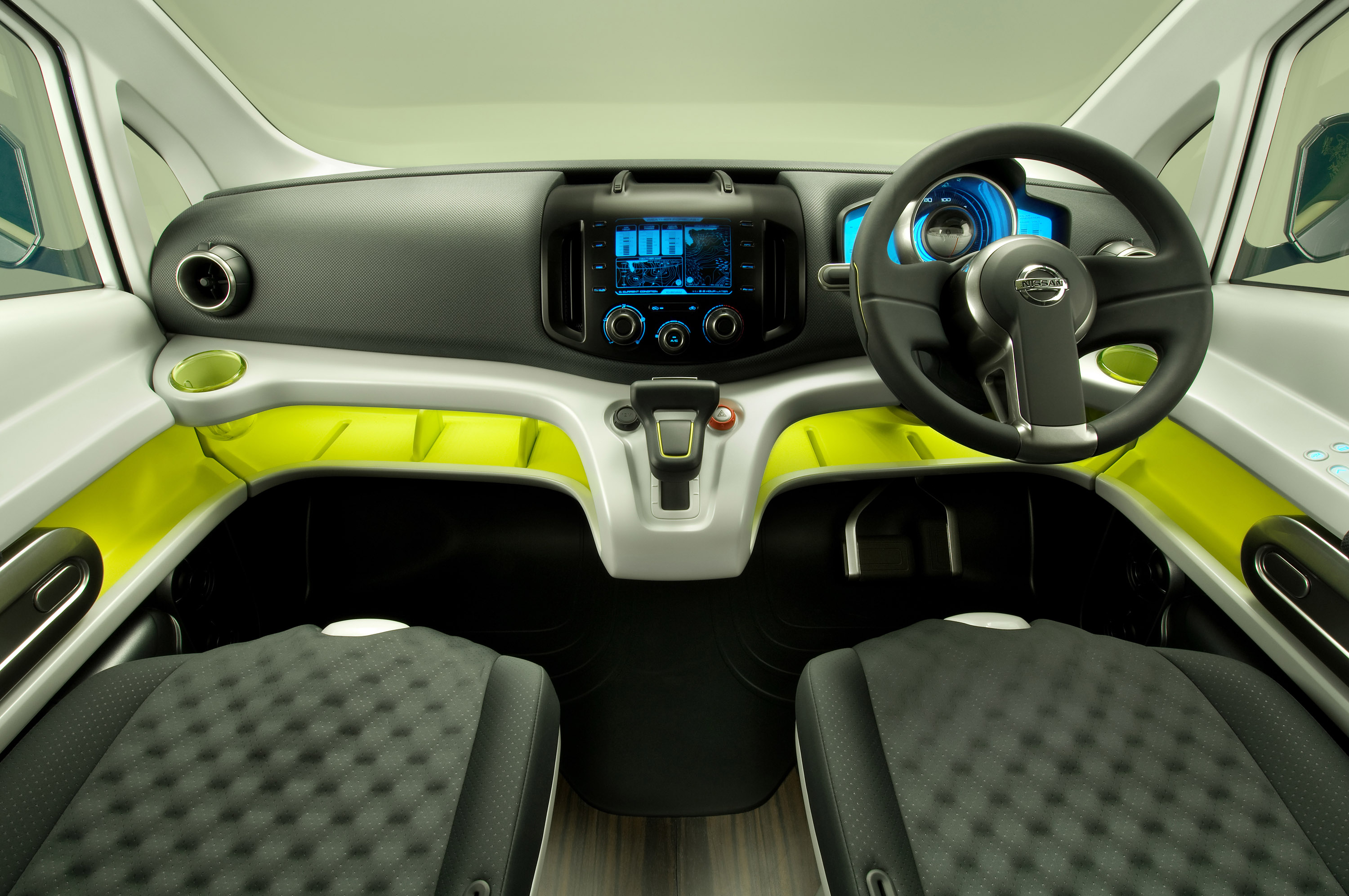 "Nissan NV200 Concept Brings ""Human Touch"" And ..."