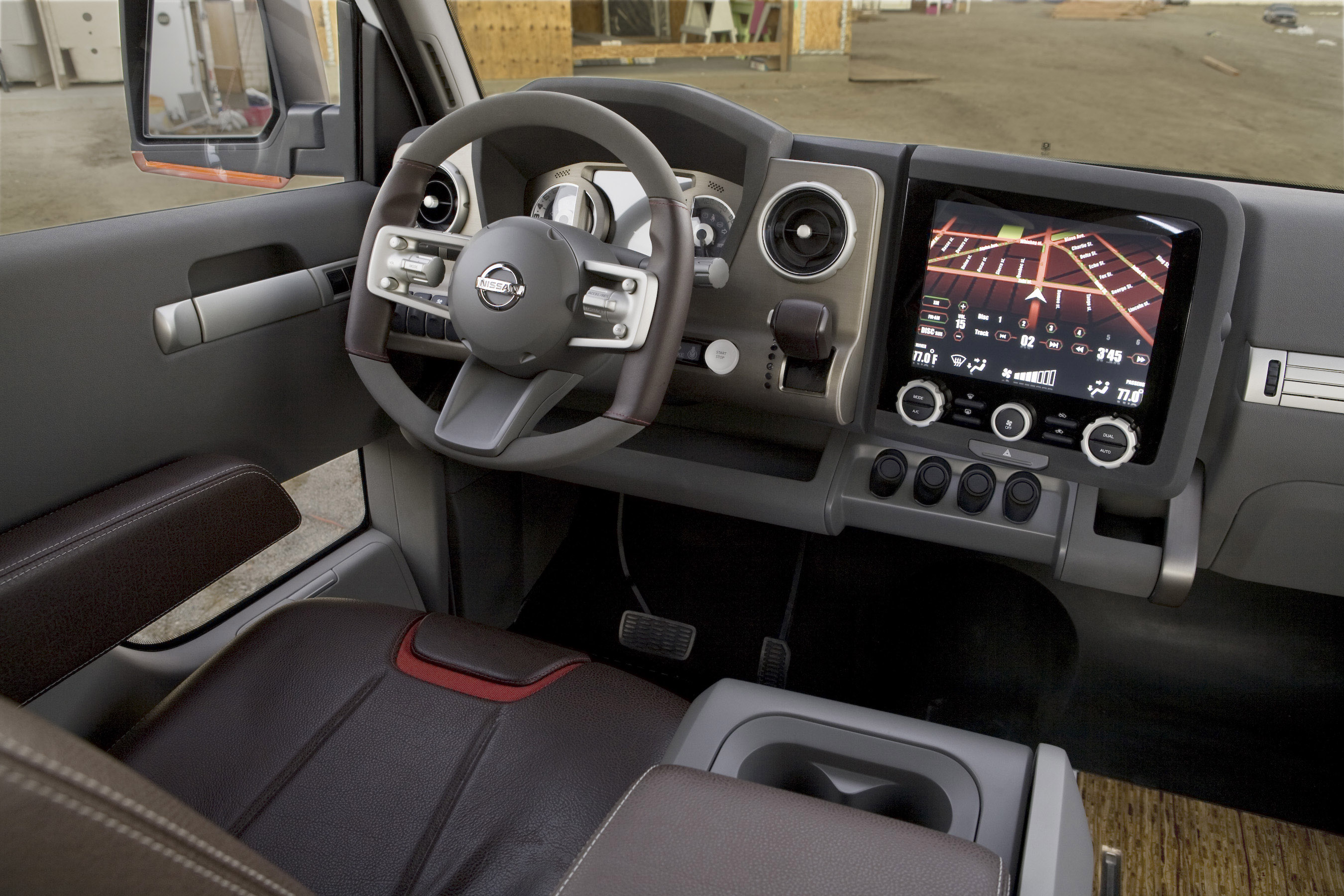 Nissan Nv Review >> Nissan NV2500 Concept - Picture 11324
