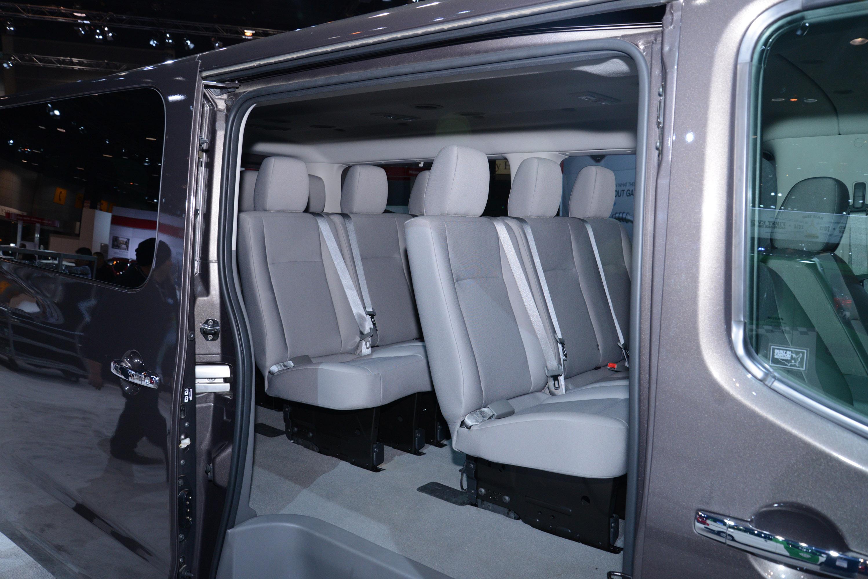Image Gallery 2014 Nissan Nv3500