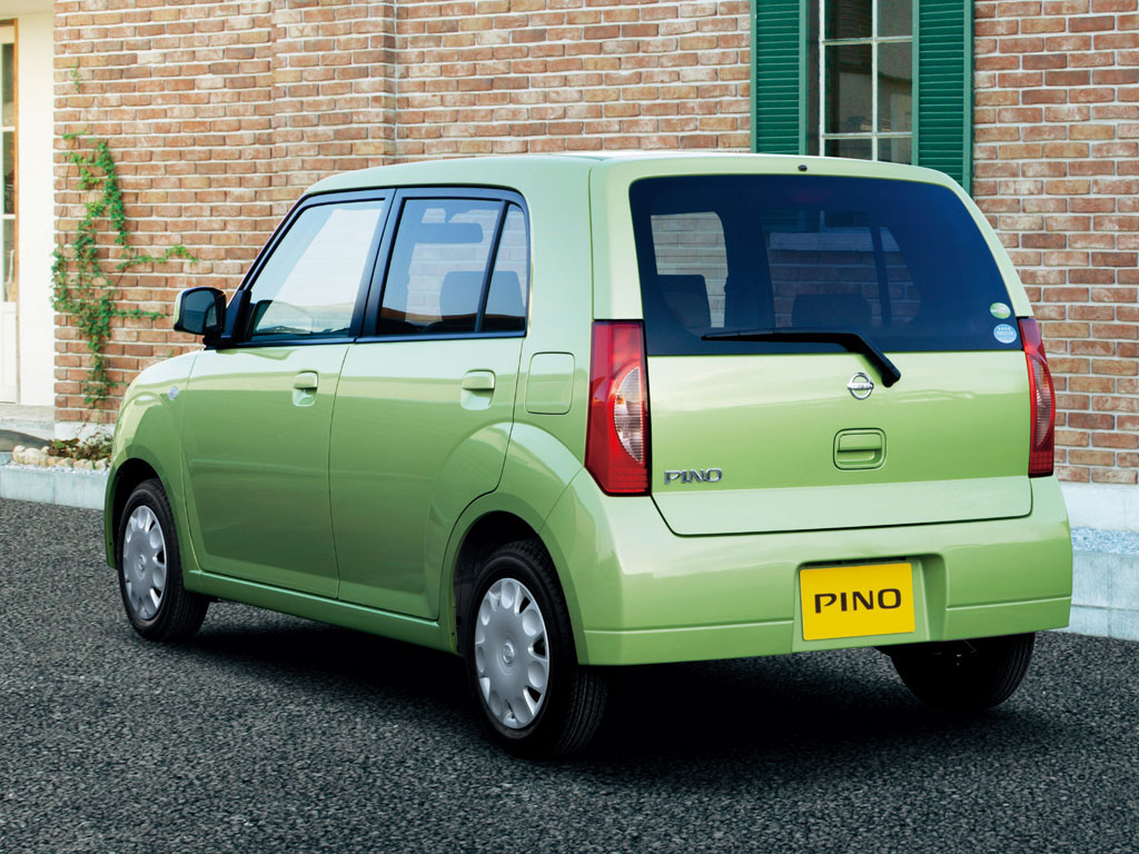 Nissan Motor Corporation >> Nissan Pino
