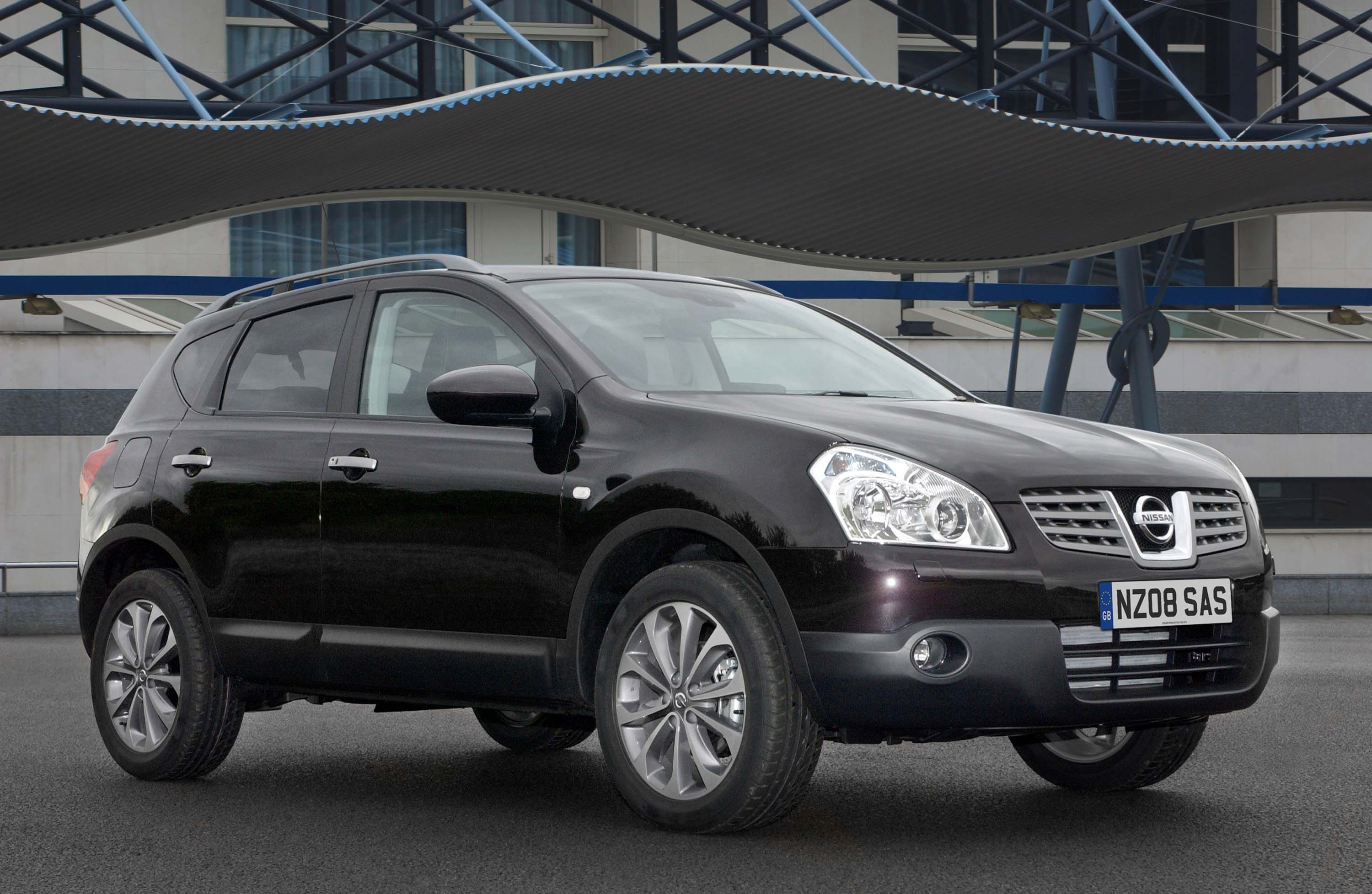 More Style And Technology For Qashqai
