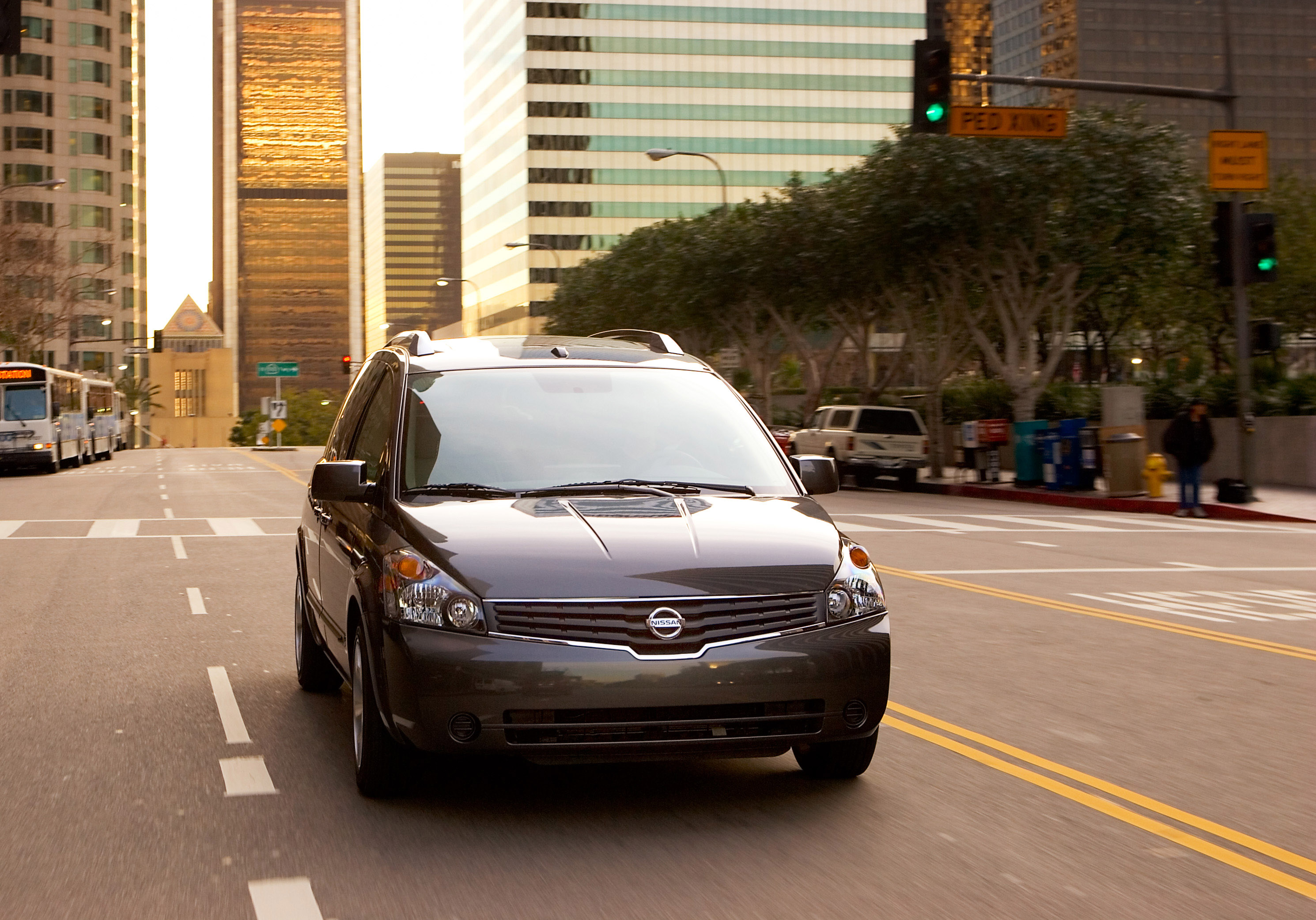 Nissan announces pricing on 2009 quest nissan quest 2009 vanachro Gallery
