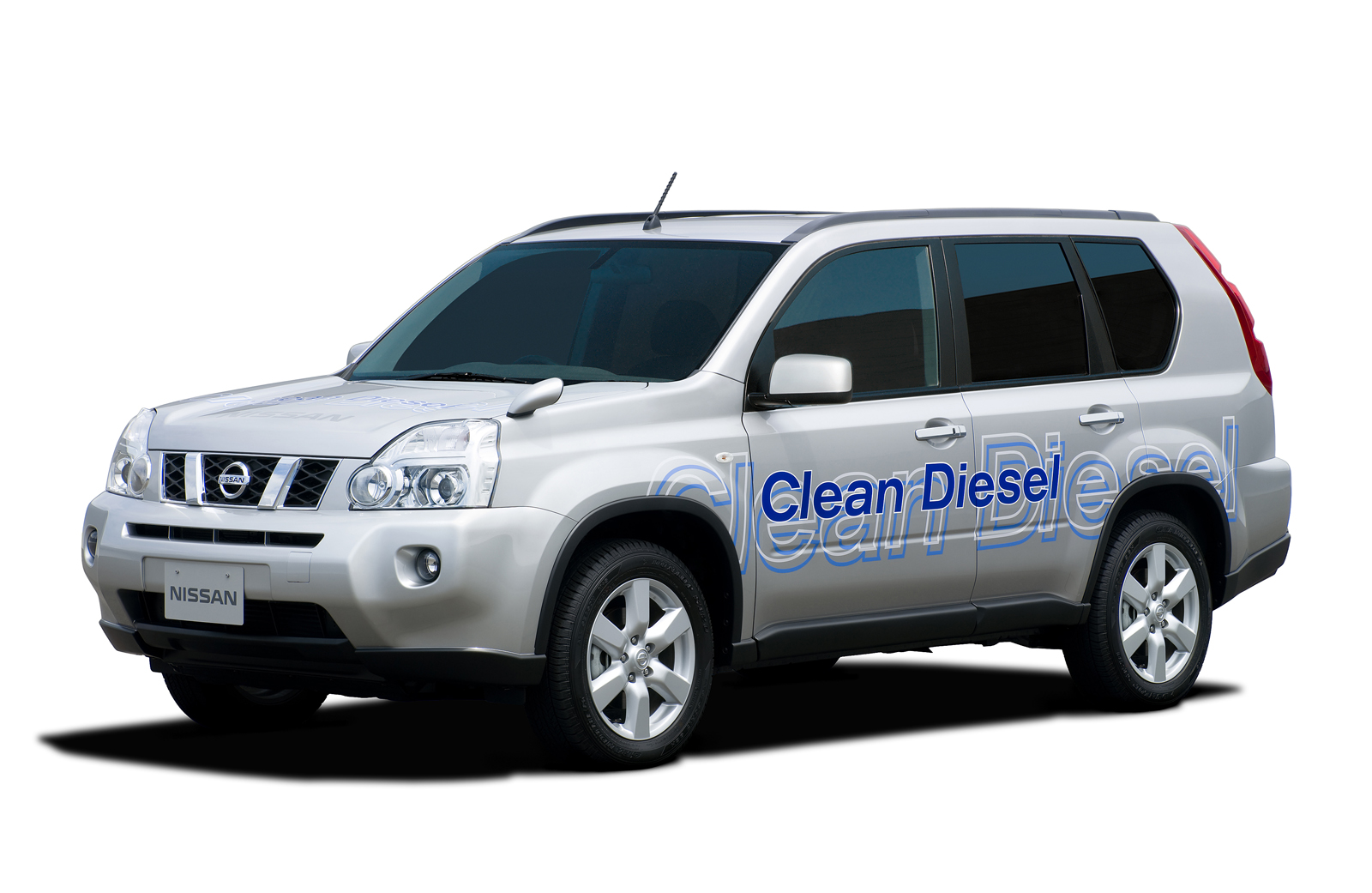 nissan to showcase x trail diesel prototype at 2008 g8 summit. Black Bedroom Furniture Sets. Home Design Ideas
