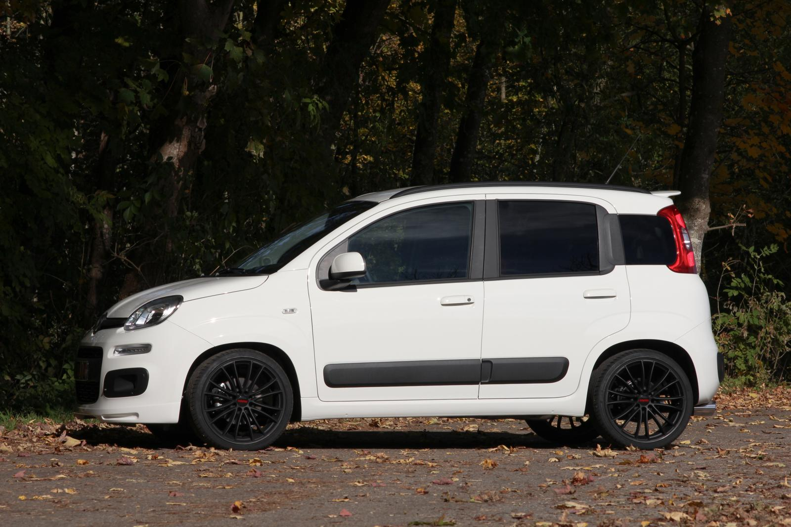 novitec 2012 fiat panda clever and sporty. Black Bedroom Furniture Sets. Home Design Ideas