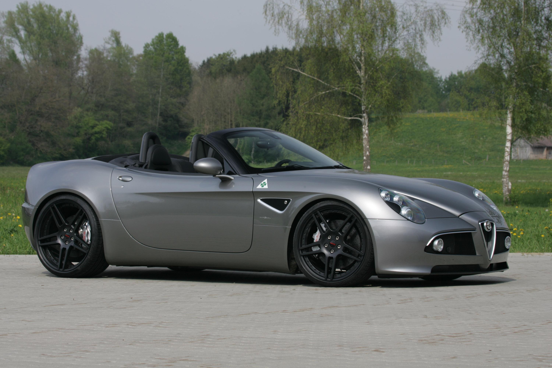 Novitec Alfa Romeo 8c Spider Picture 53817 Modifications