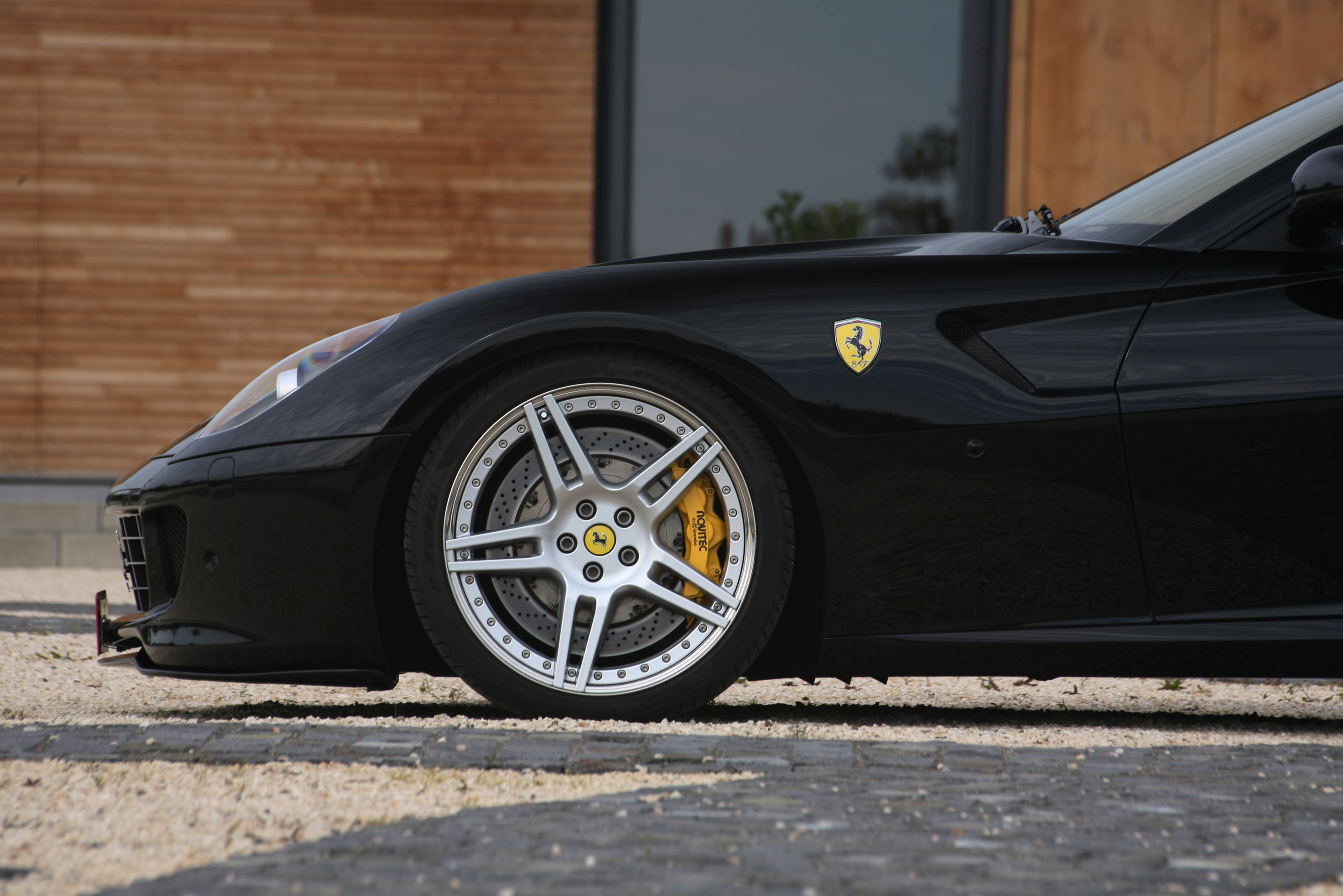 Novitec rosso a maximum performance for ferrari 599 gtb fiorano novitec rosso ferrari 599 gtb fiorano vanachro Image collections