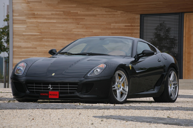 Ferrari 599 related imagesstart 150 weili automotive network novitec rosso ferrari 599 gtb fiorano picture 22 vanachro Images